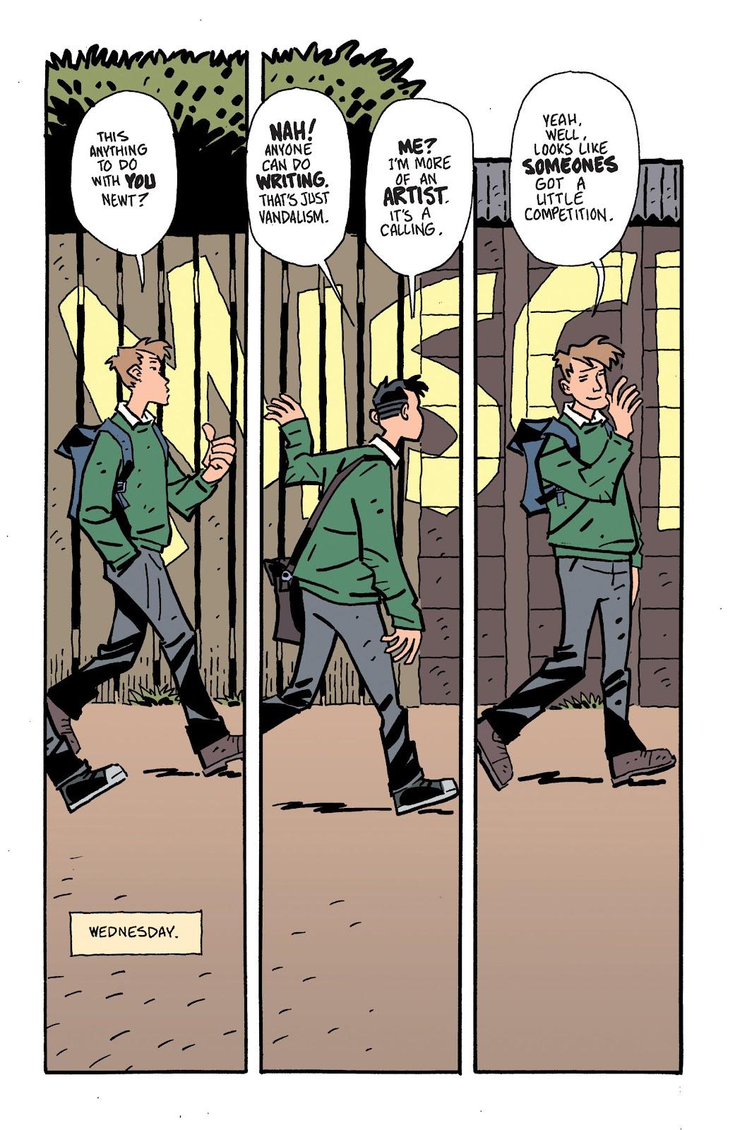 Mudman Issue #6 #6 - English 12