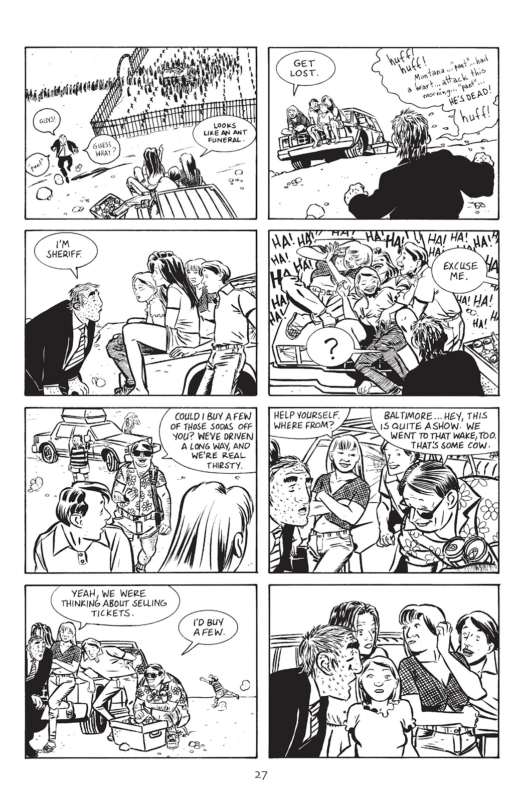 Stray Bullets Issue #13 #13 - English 29