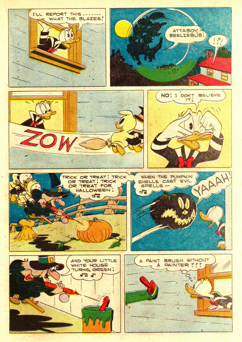 Read online Walt Disney's Donald Duck (1952) comic -  Issue #26 - 15