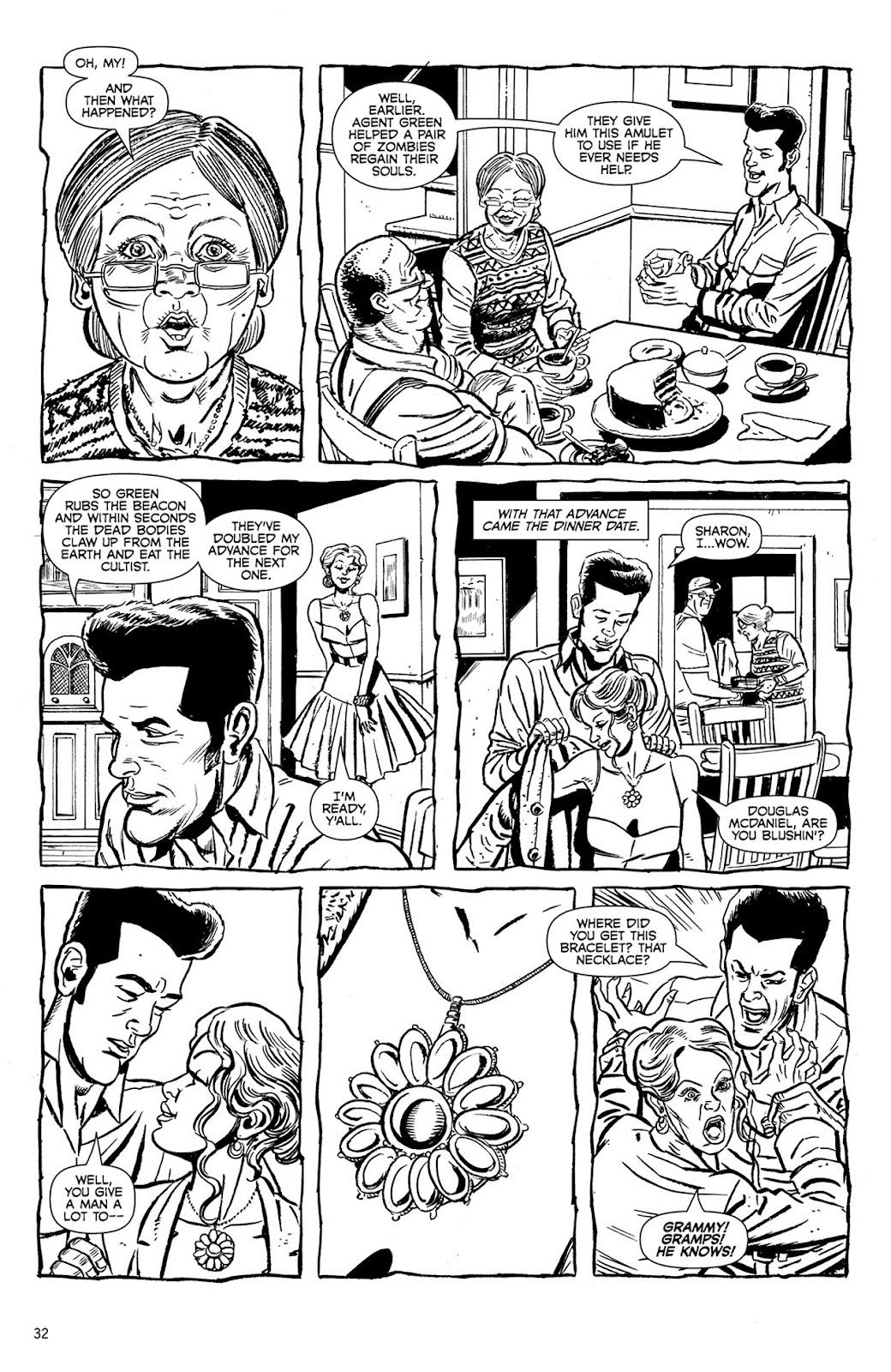 Creepy (2009) Issue #5 #5 - English 34