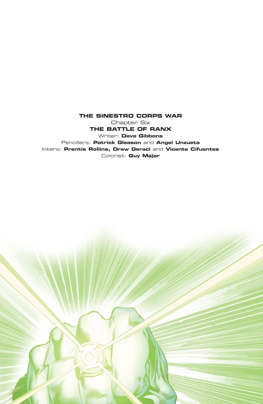 Green Lantern: The Sinestro Corps War Full #1 - English 159