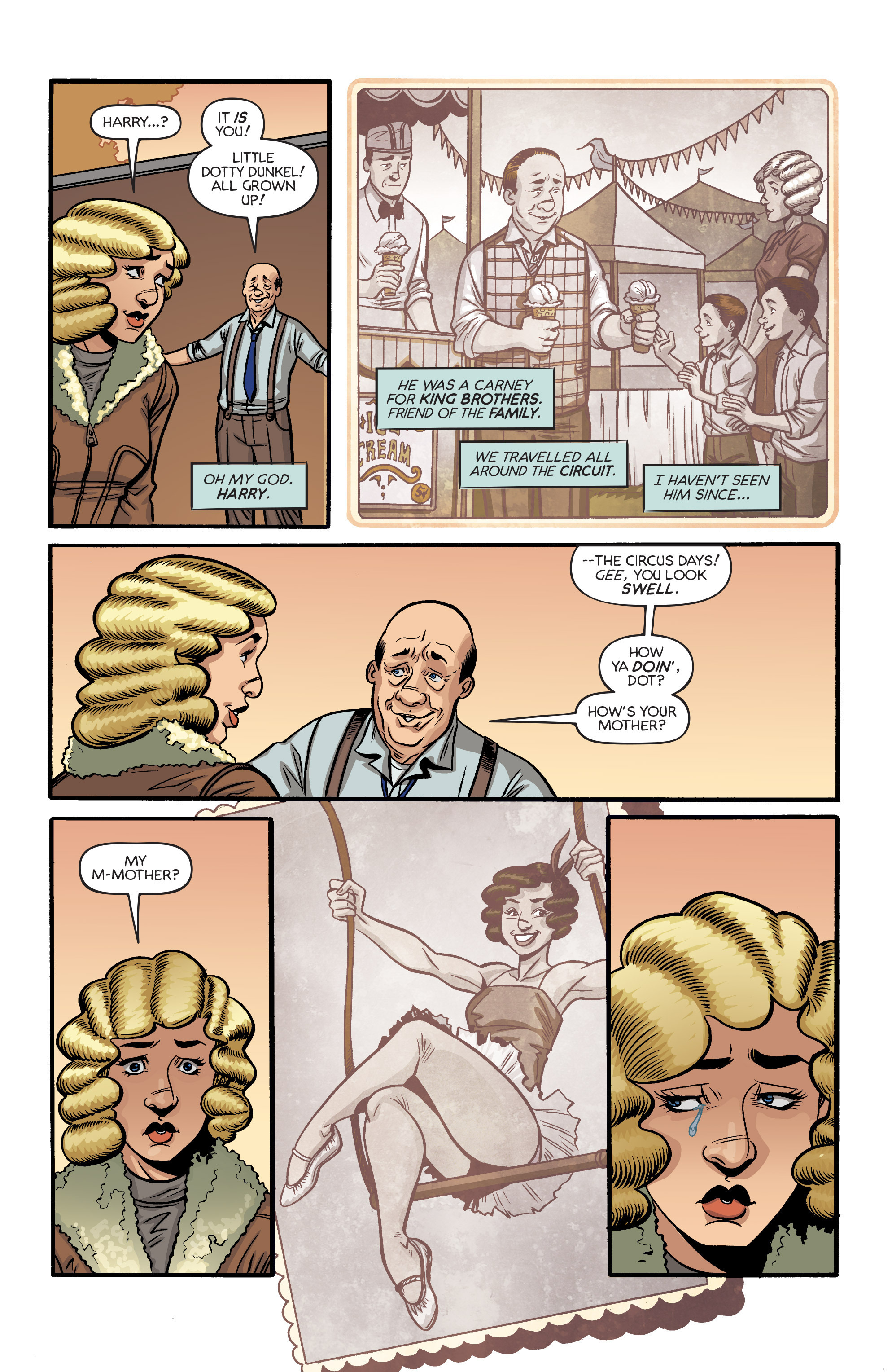 Read online Angel City comic -  Issue #2 - 11