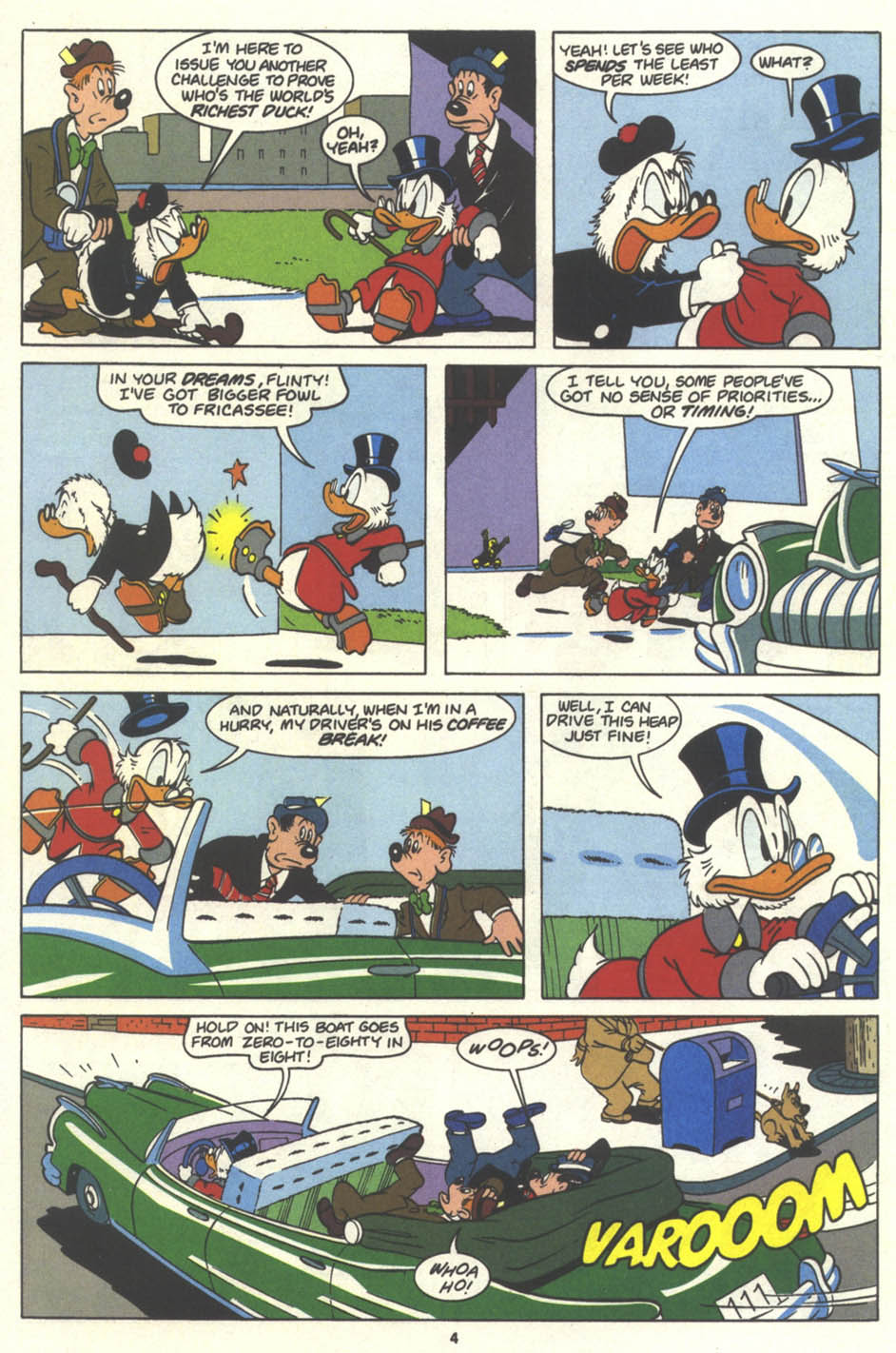 Uncle Scrooge (1953) Issue #259 #259 - English 21