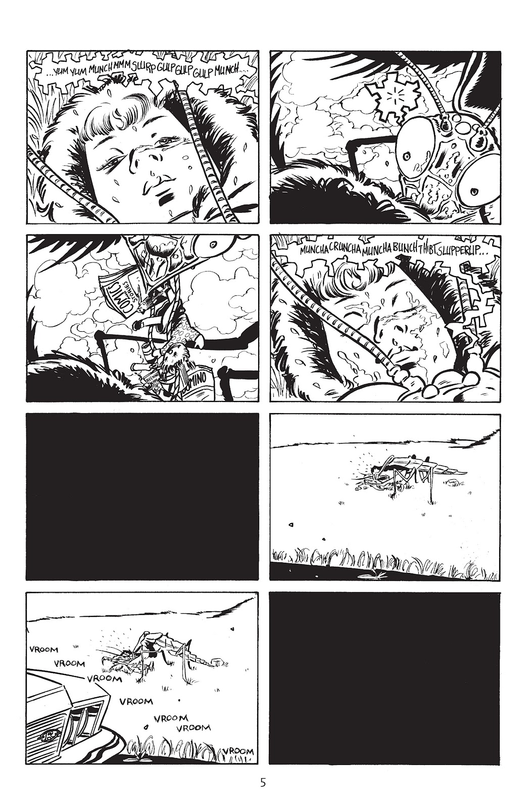Stray Bullets Issue #4 #4 - English 7