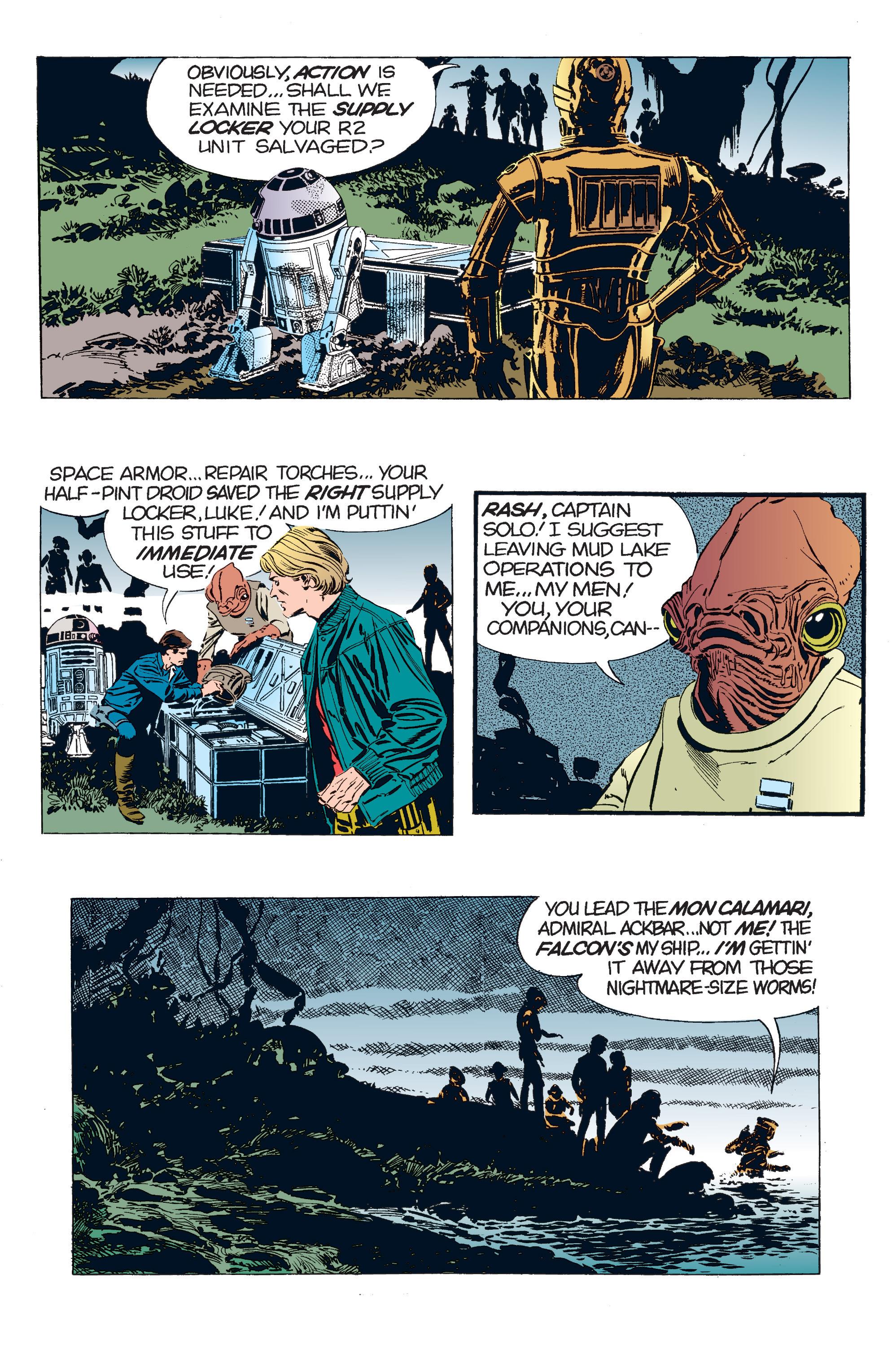 Classic Star Wars #13 #13 - English 28