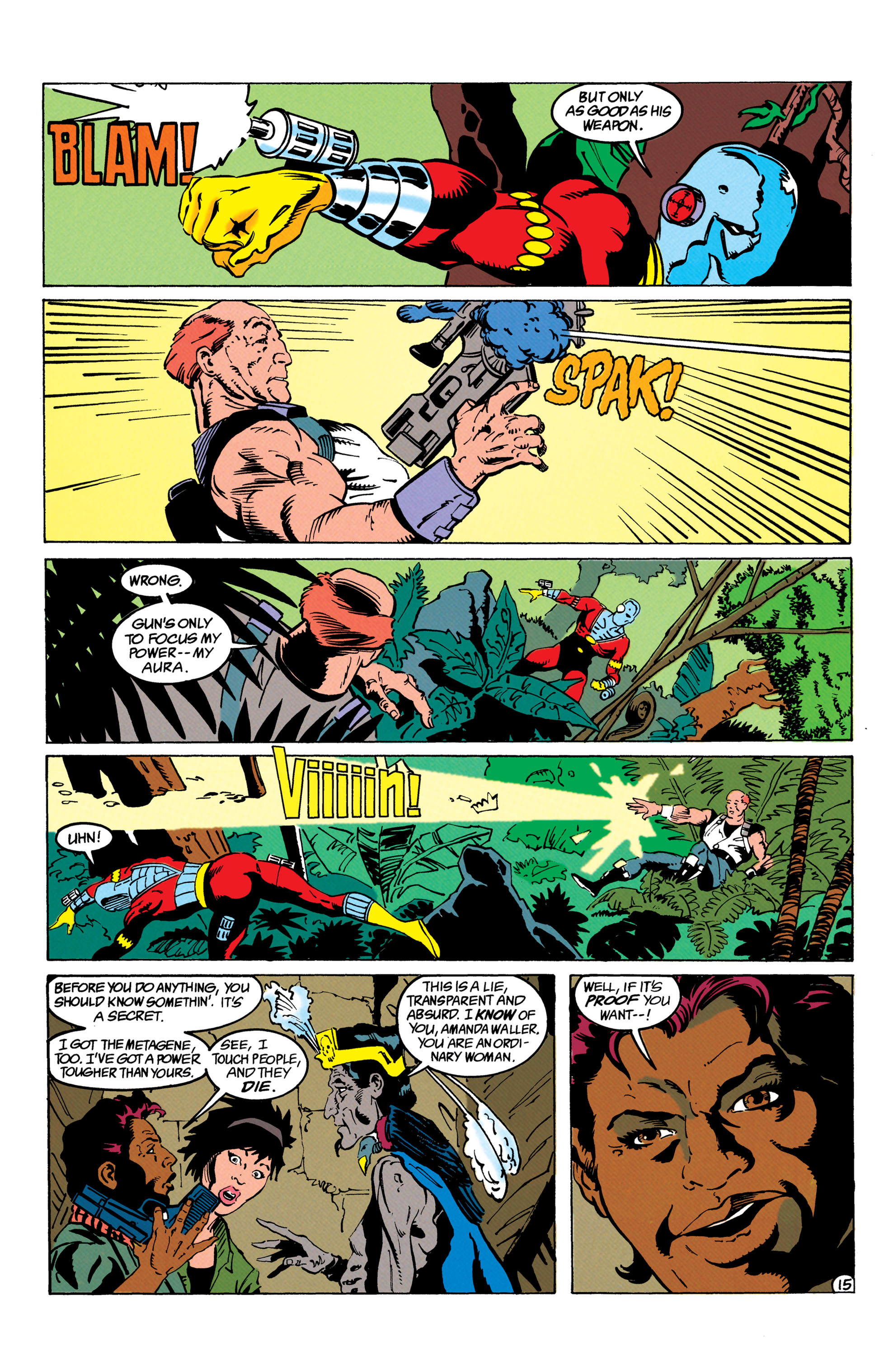 Read online Suicide Squad (1987) comic -  Issue #66 - 16