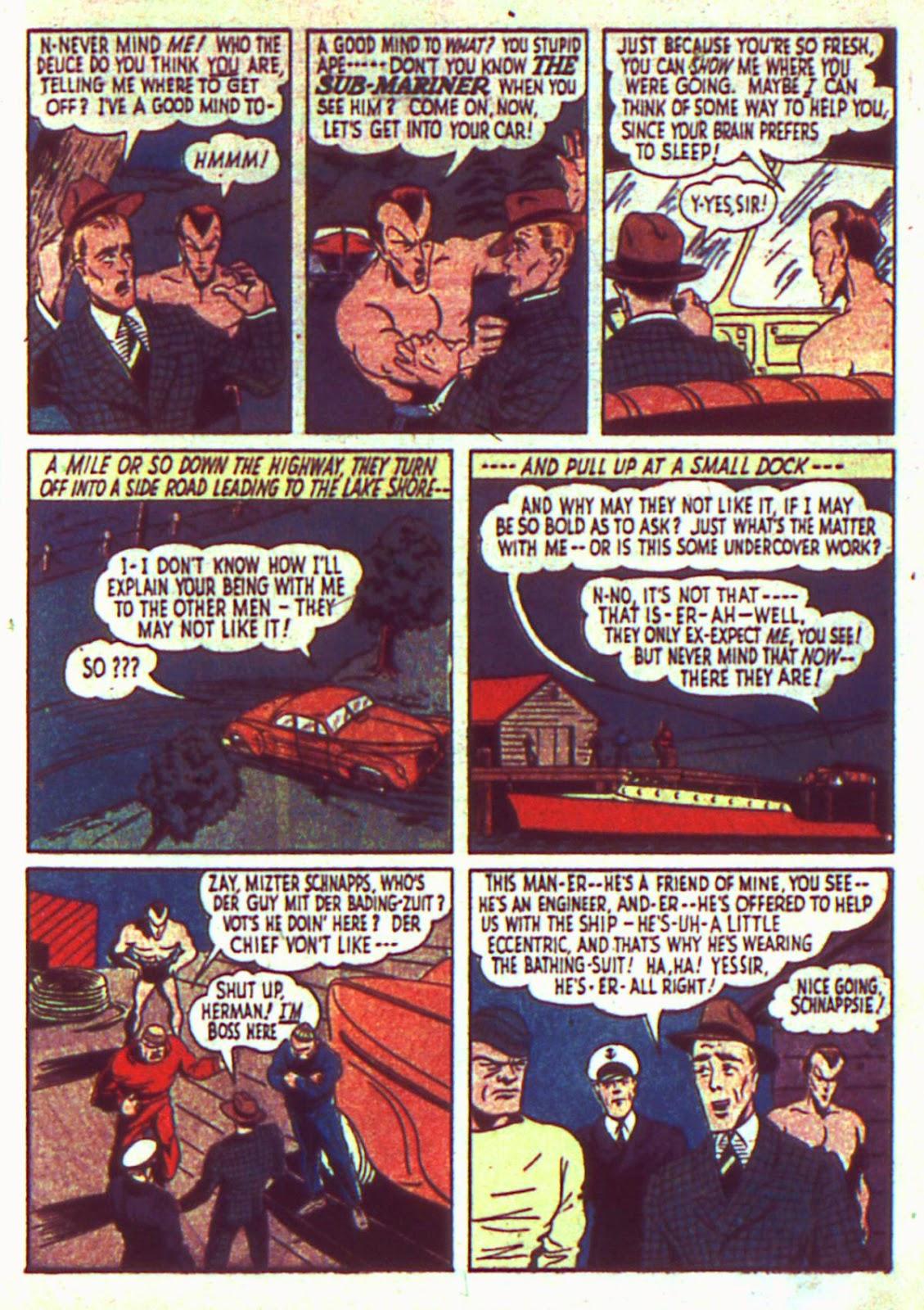 Sub-Mariner Comics Issue #2 #2 - English 7