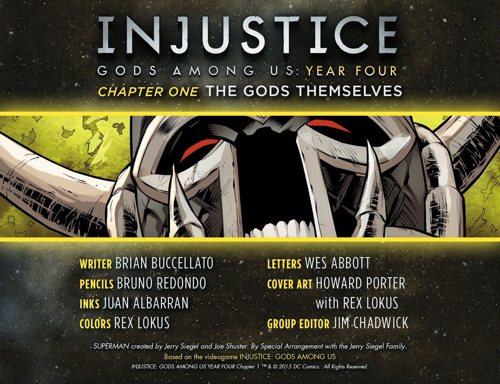Injustice: Gods Among Us Year Four Issue #1 #2 - English 2