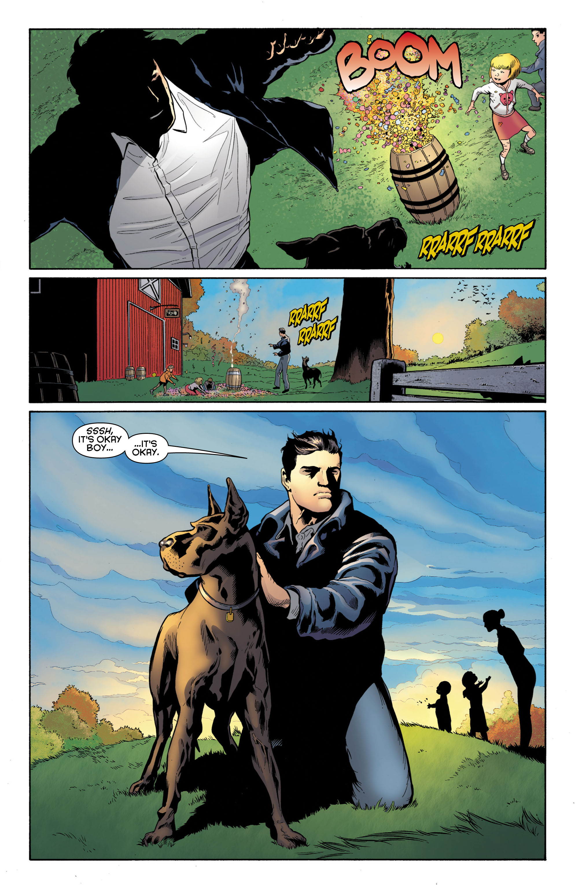Batman and Robin (2011) chap 1 pic 46