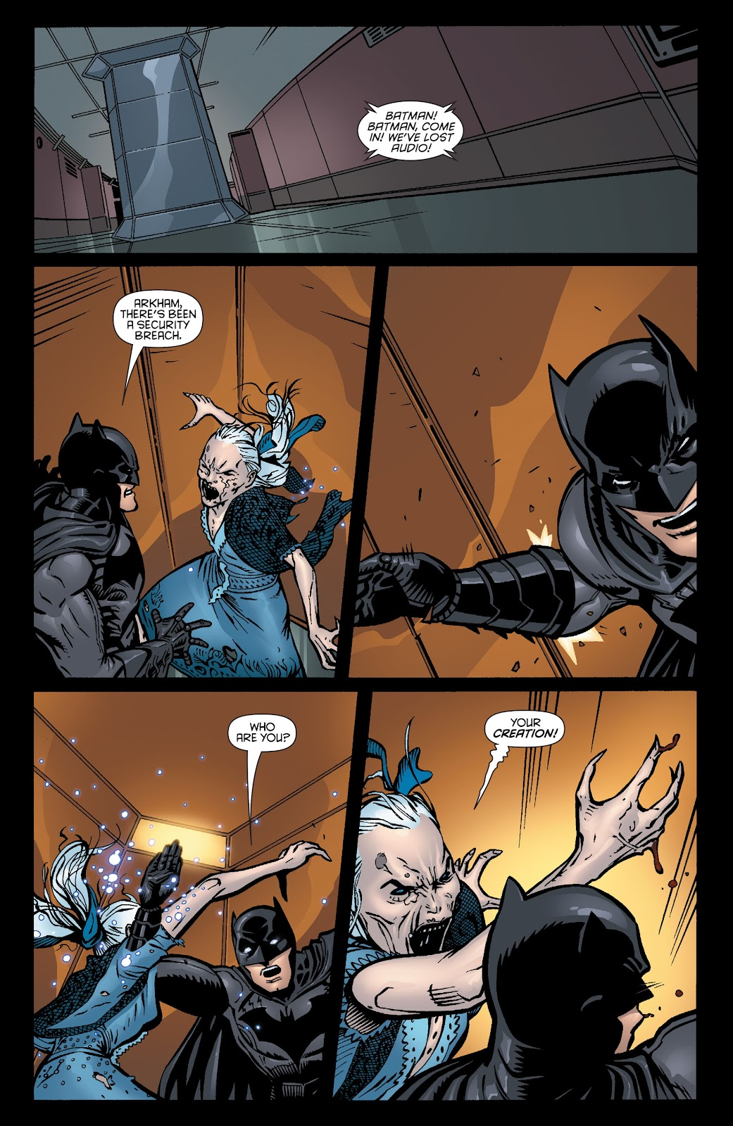 Batman (2011) _TPB 6 #6 - English 147