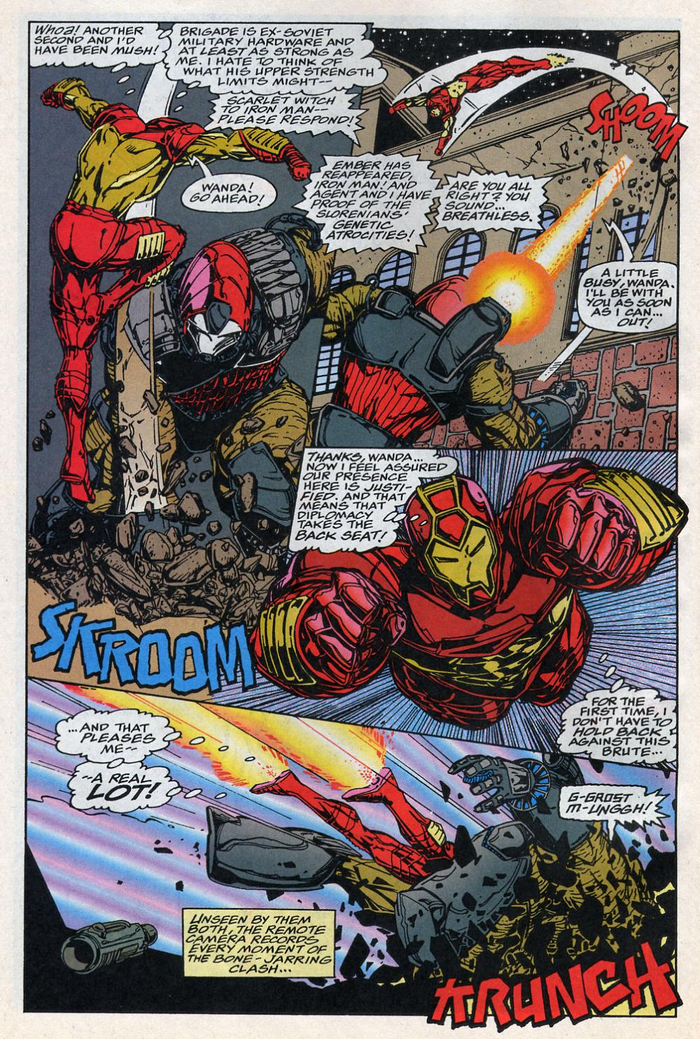 Force Works Issue #12 #12 - English 6