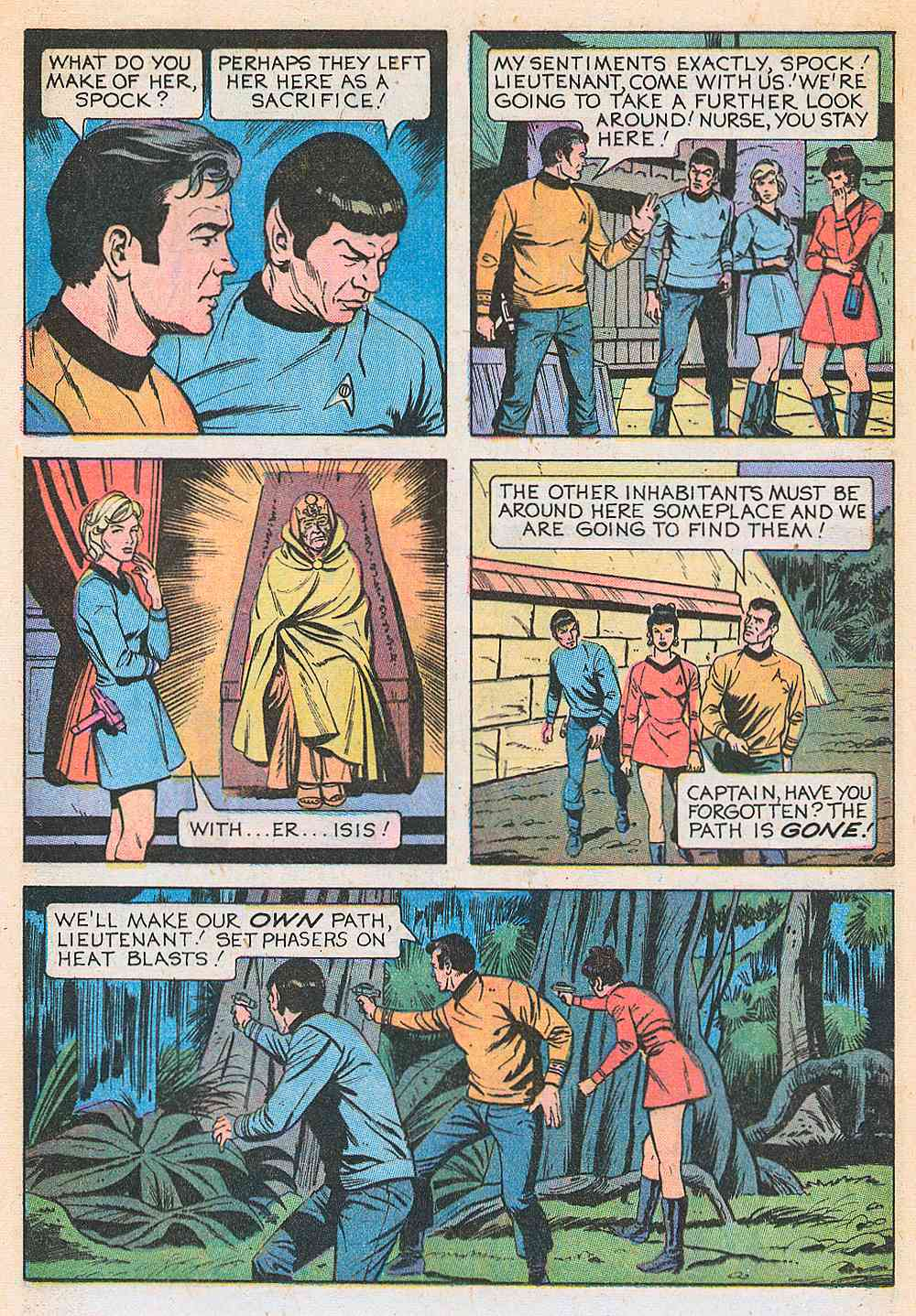 Star Trek (1967) Issue #30 #30 - English 13