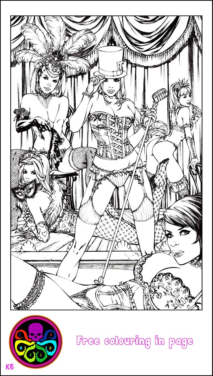 Darkstalkers Issue #3 #4 - English 26