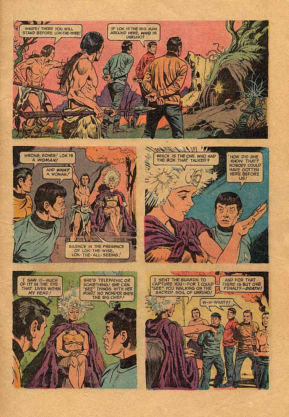 Star Trek (1967) Issue #17 #17 - English 7