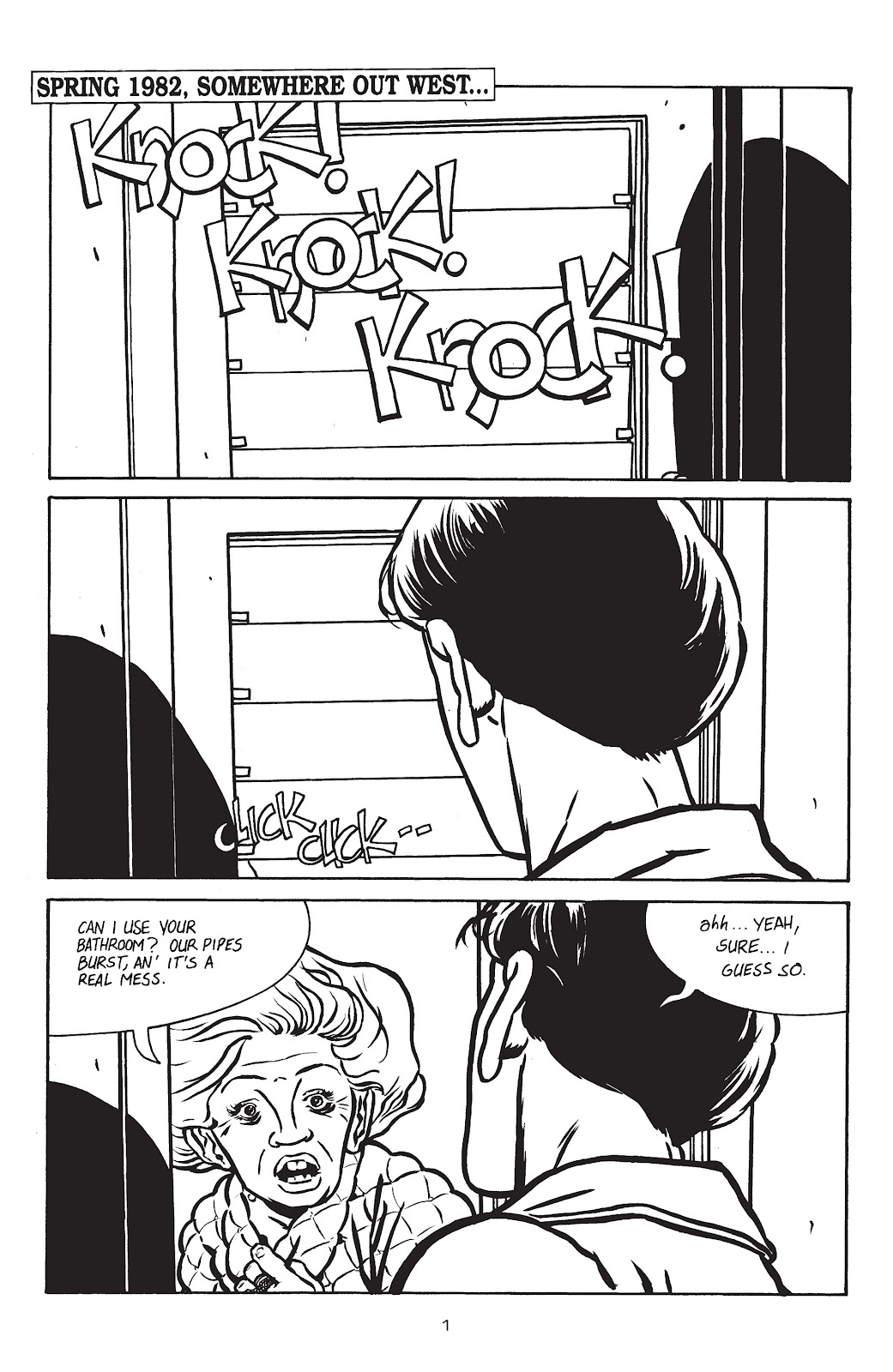 Stray Bullets Issue #8 #8 - English 3