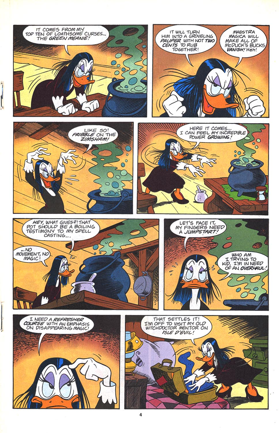 Uncle Scrooge (1953) Issue #270 #270 - English 15