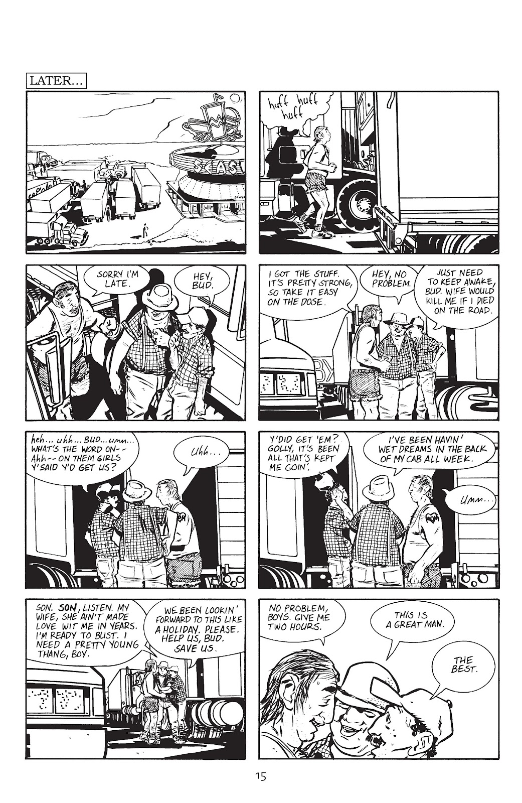 Stray Bullets Issue #9 #9 - English 17
