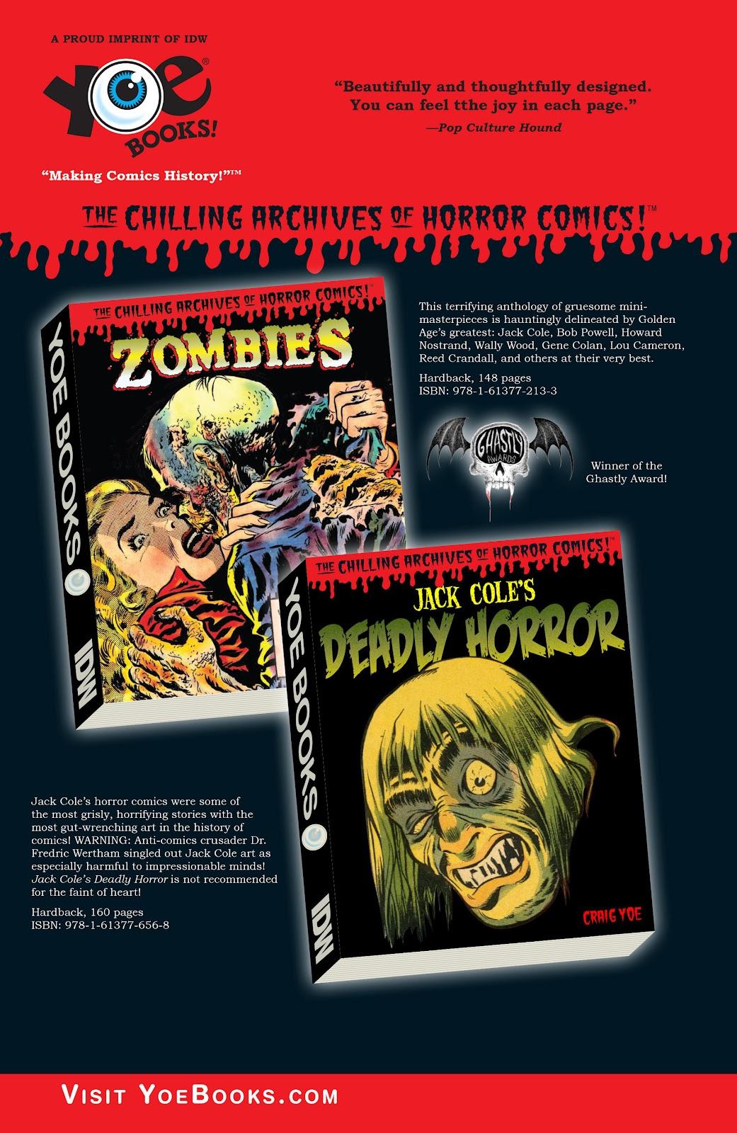 Haunted Horror Issue #12 #12 - English 50