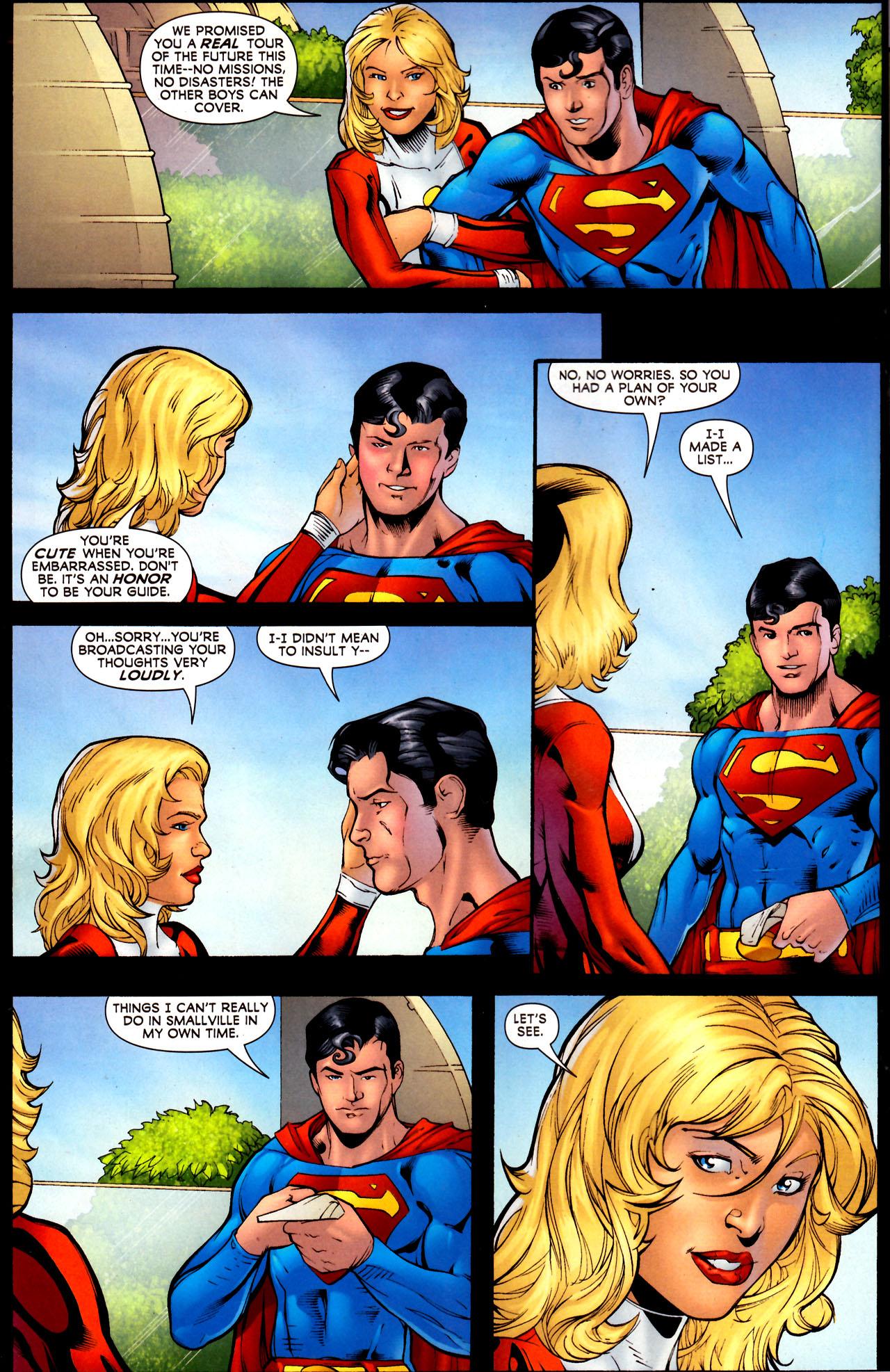 Read online Adventure Comics (2009) comic -  Issue #12 - 5