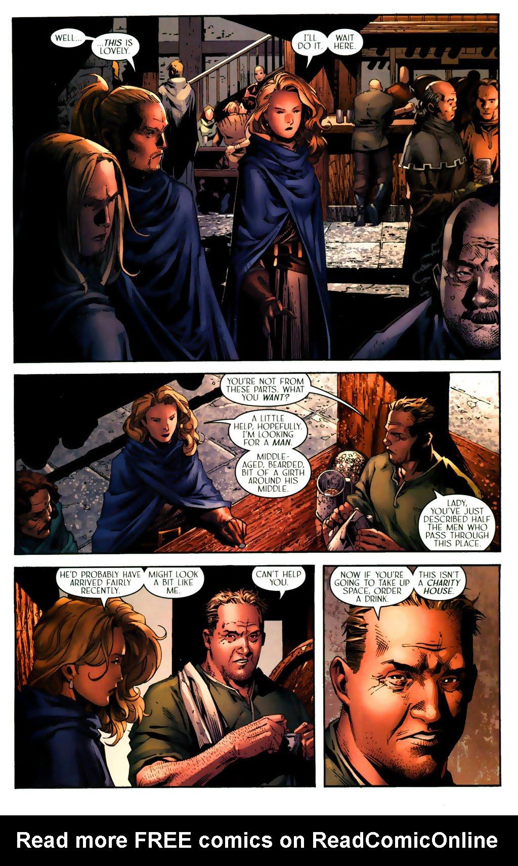 Read online Scion comic -  Issue #38 - 12