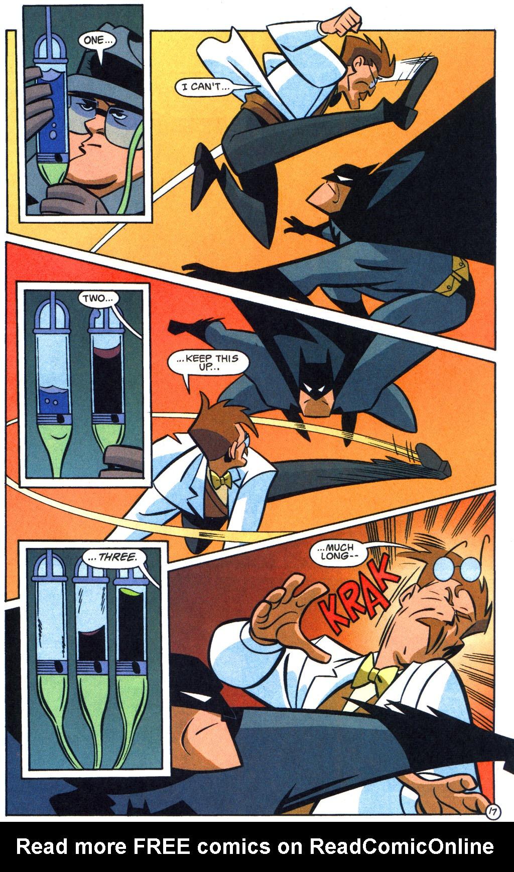 Batman: Gotham Adventures 13 Page 18