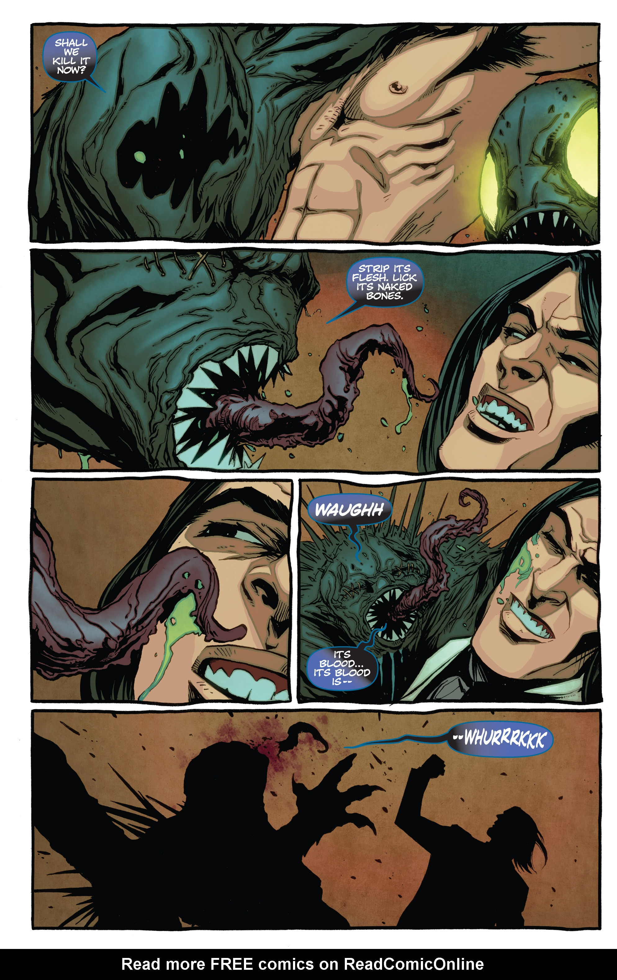 Read online The Darkness (2007) comic -  Issue #115 - 7