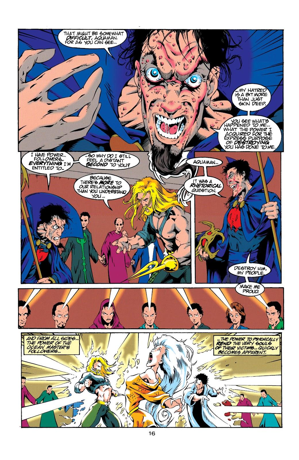 Aquaman (1994) Issue #20 #26 - English 16