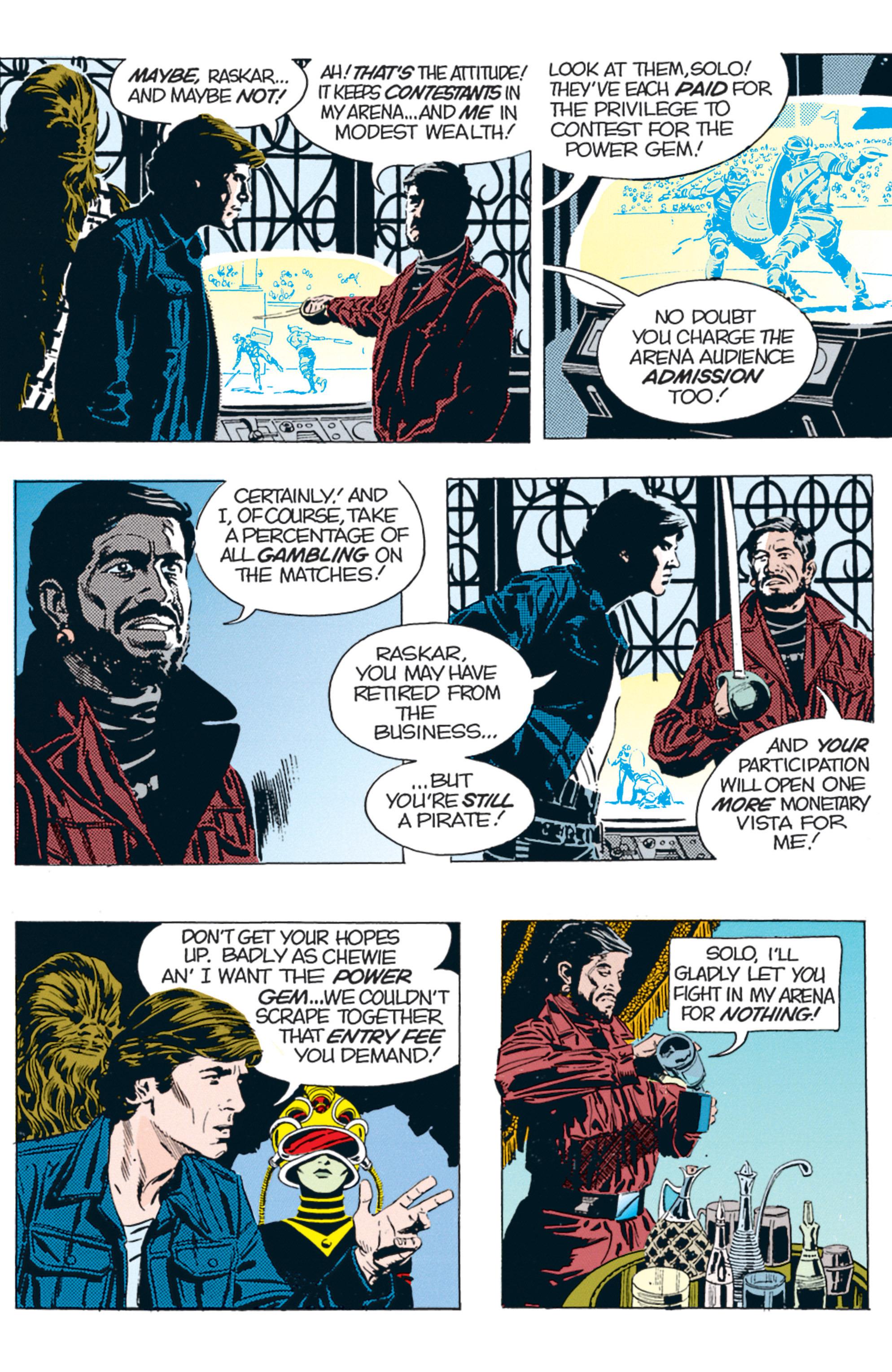 Classic Star Wars #11 #11 - English 29