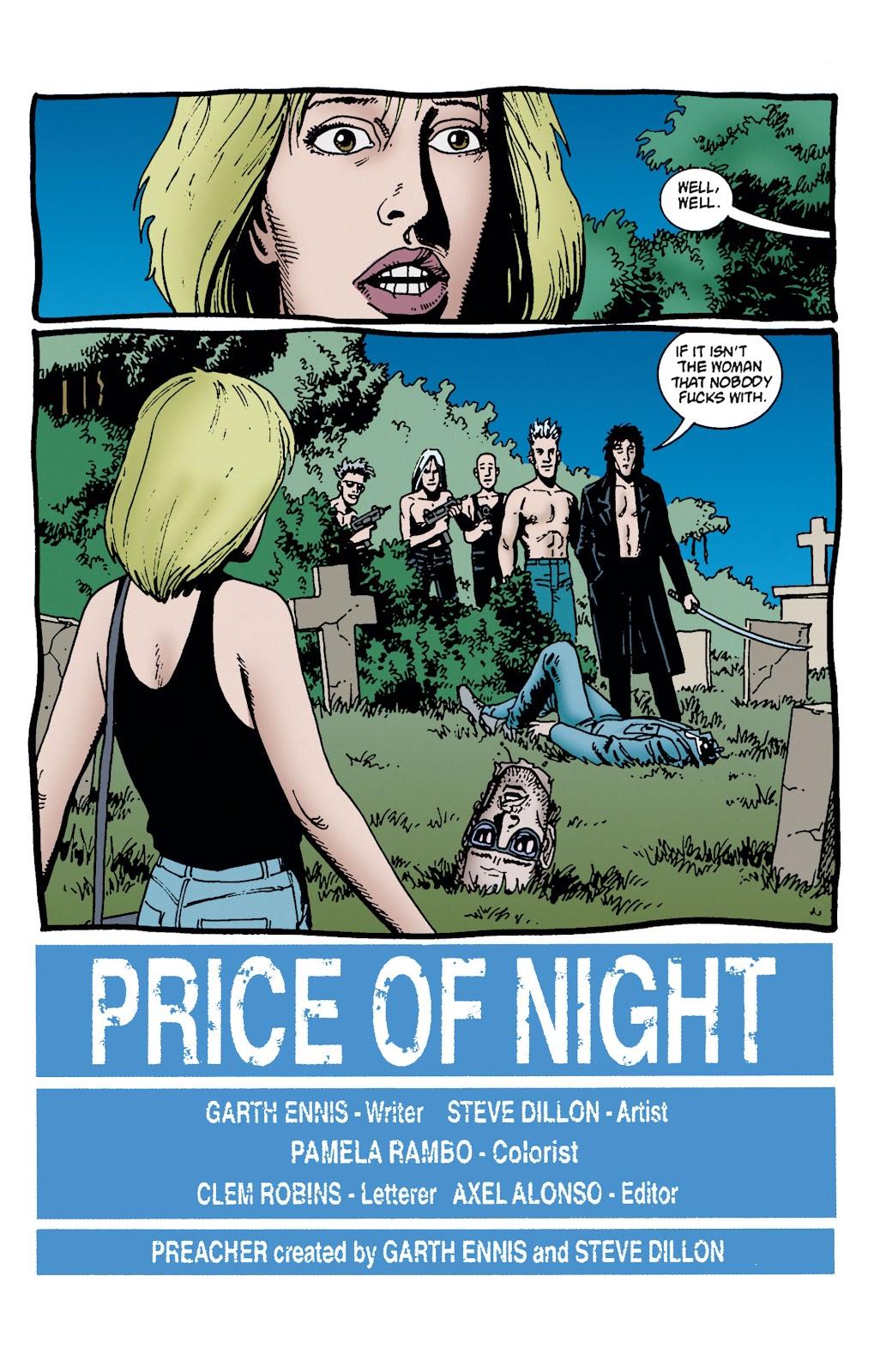 Preacher Issue #33 #42 - English 2