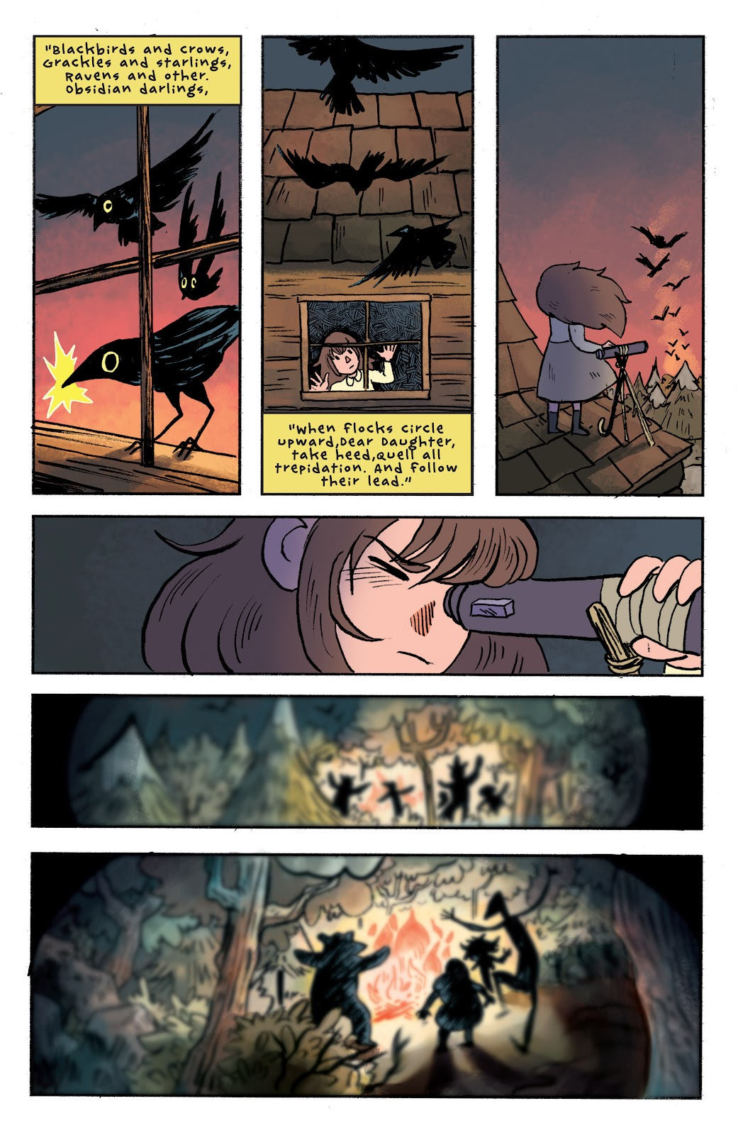 Over the Garden Wall (2016) Issue #1 #1 - English 22