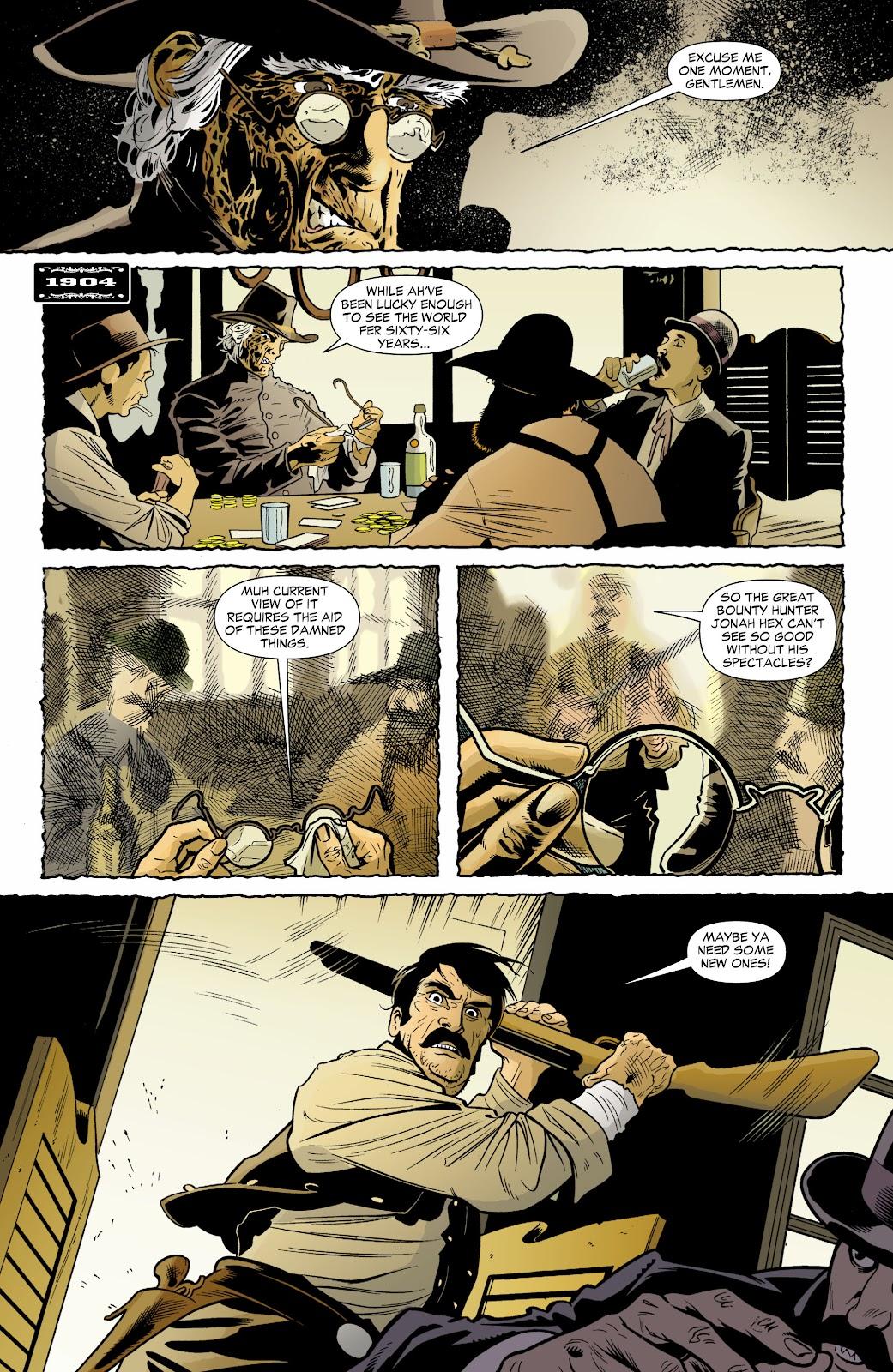 Jonah Hex (2006) Issue #70 #70 - English 2