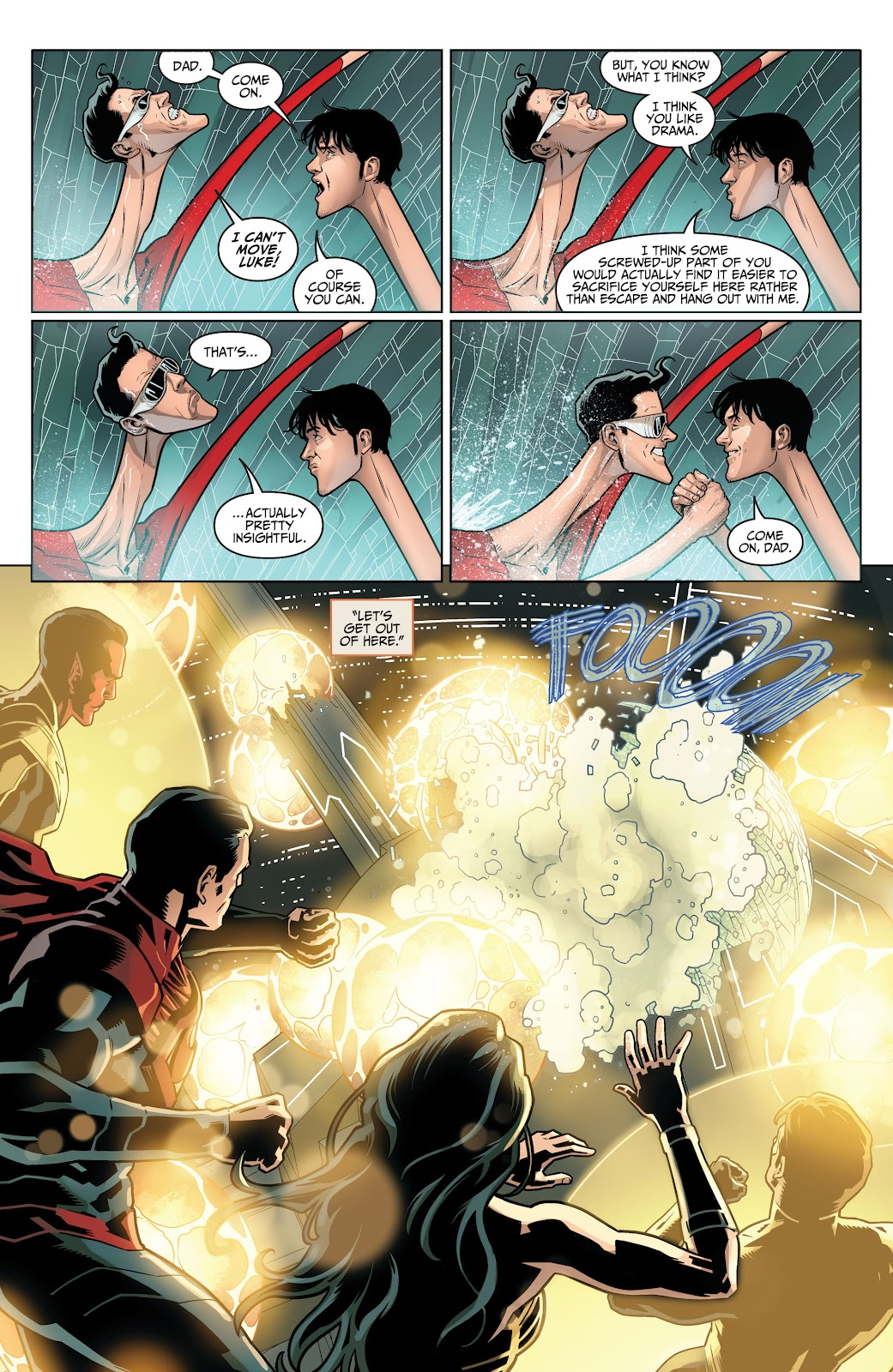 Injustice: Gods Among Us Year Four _Annual 1 #1 - English 37
