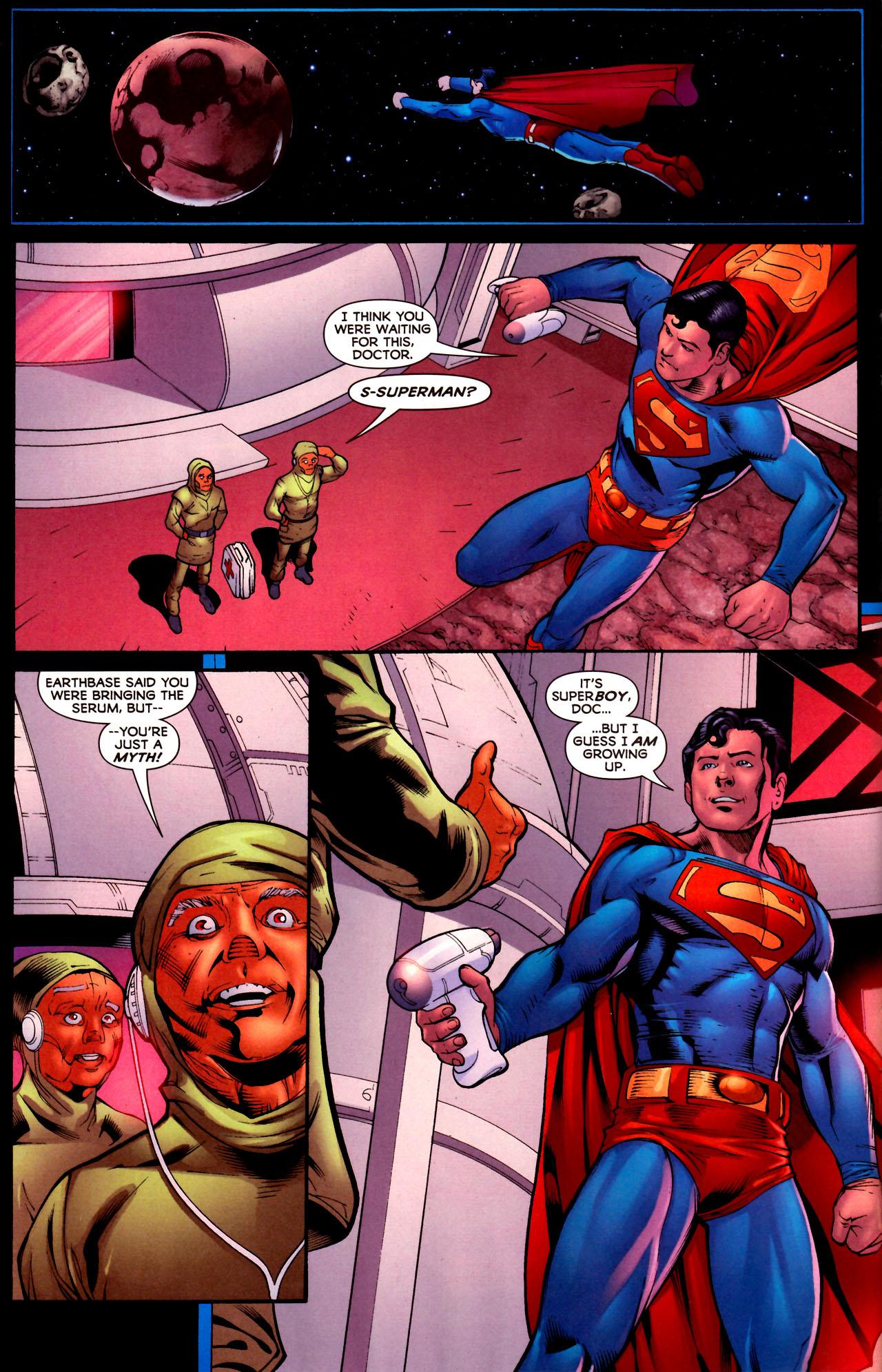 Read online Adventure Comics (2009) comic -  Issue #12 - 16
