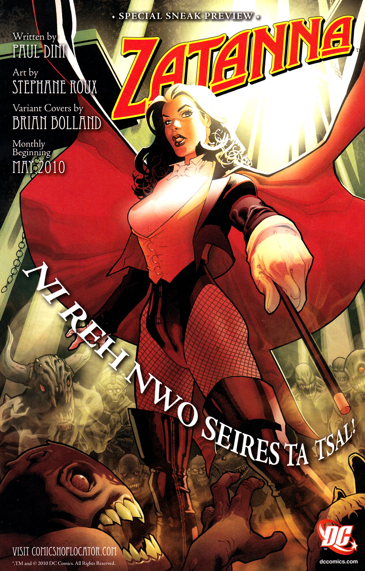 Read online Adventure Comics (2009) comic -  Issue #10 - 31