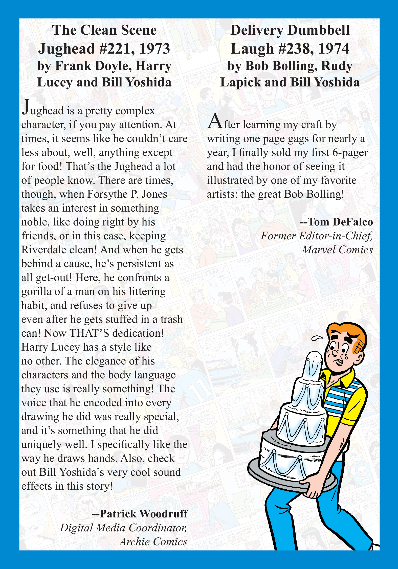 Read online The Best of Archie Comics comic -  Issue # TPB 2 (Part 1) - 195