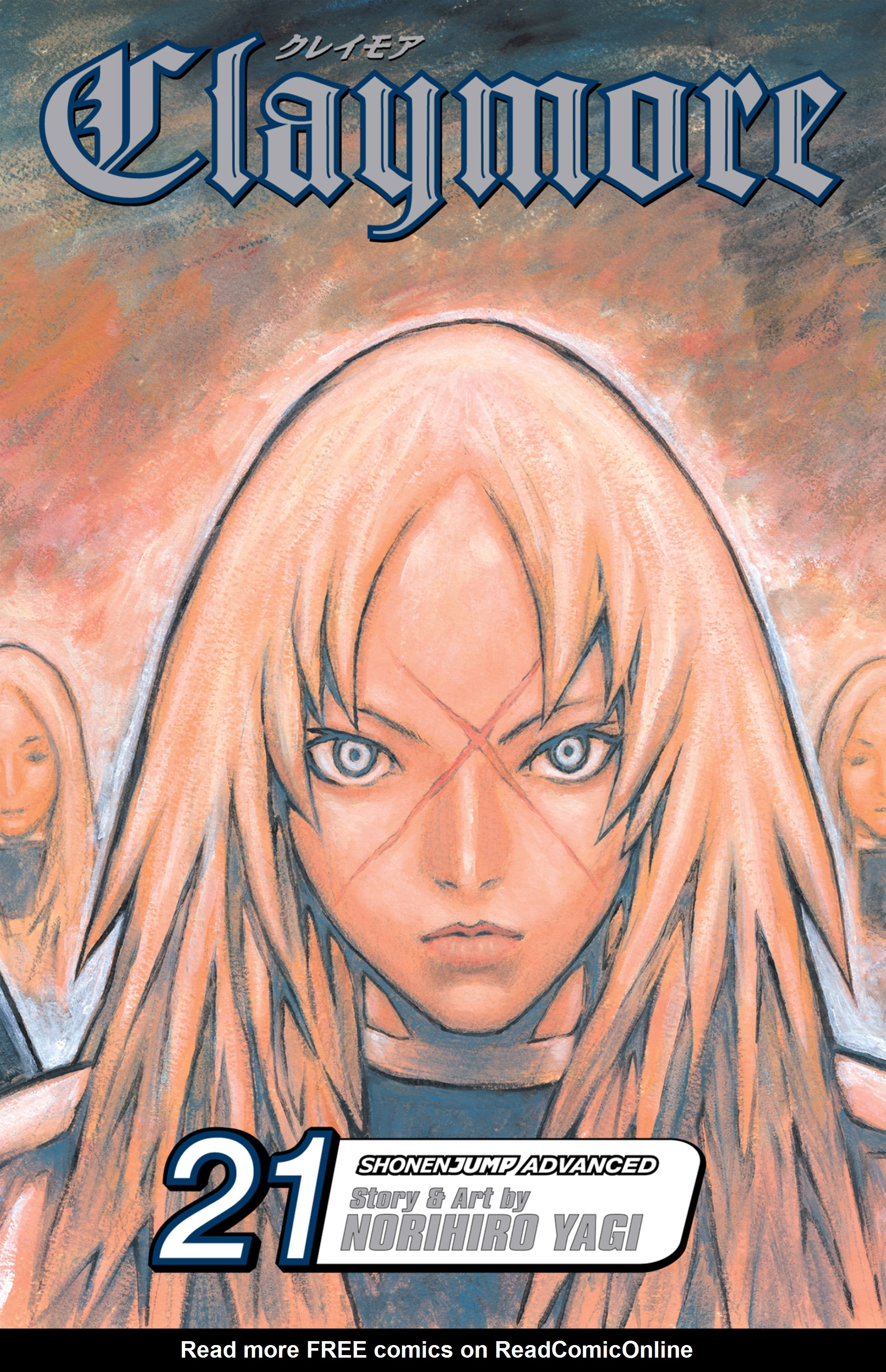 Claymore 21 Page 1