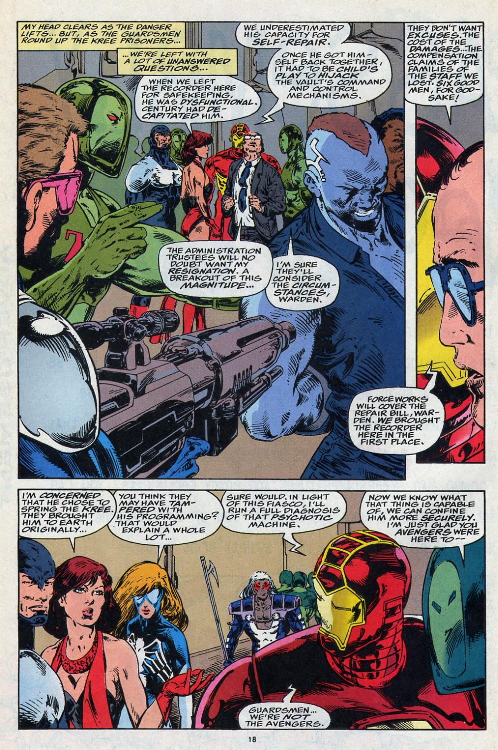 Force Works Issue #13 #13 - English 14