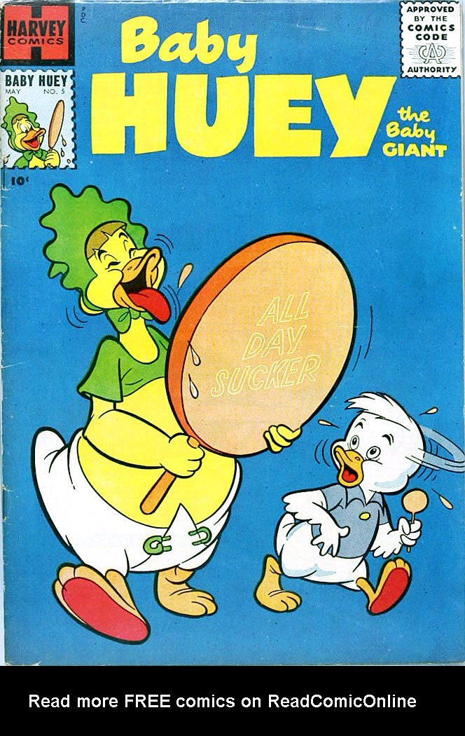 Baby Huey, the Baby Giant 5 Page 1