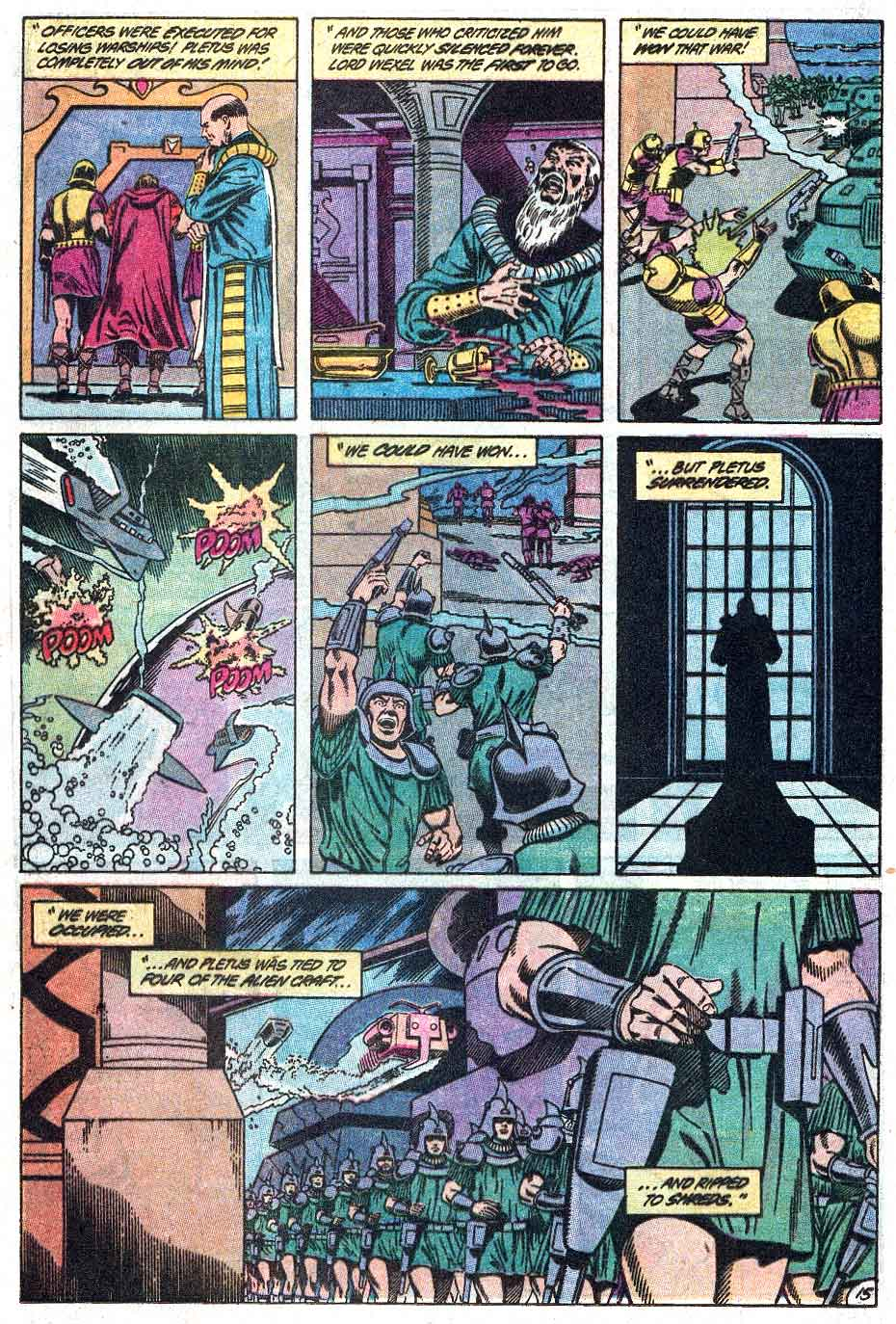 Aquaman (1989) Issue #1 #1 - English 16