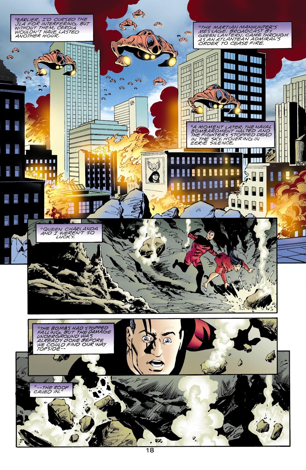 Aquaman (1994) Issue #67 #73 - English 18