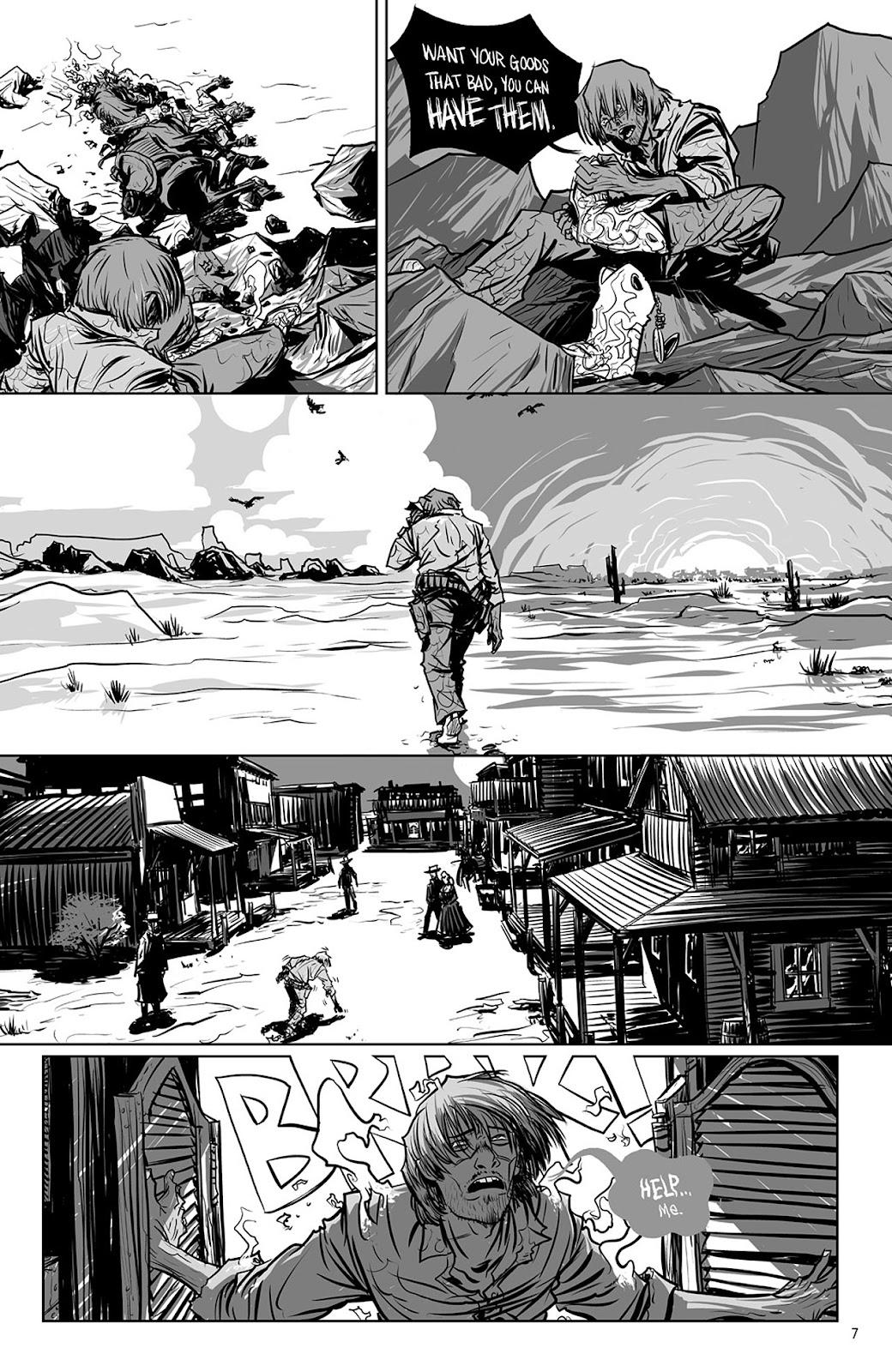Creepy (2009) Issue #6 #6 - English 9