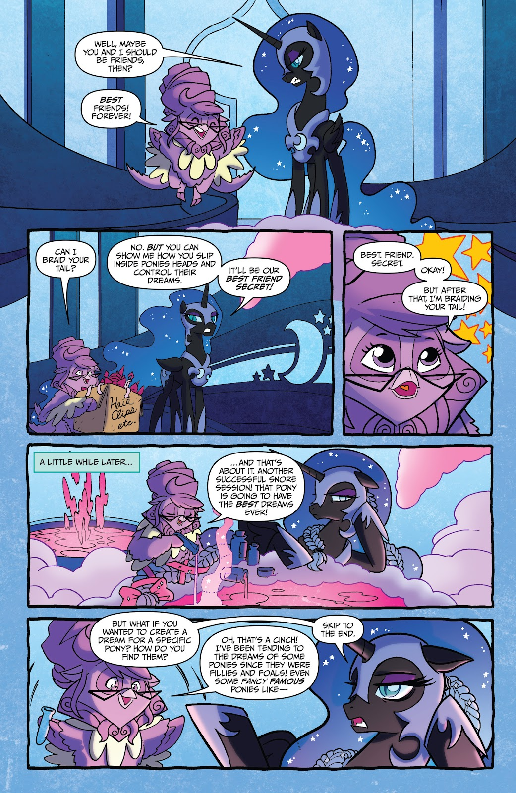 My Little Pony: Fiendship is Magic Issue #4 #4 - English 9