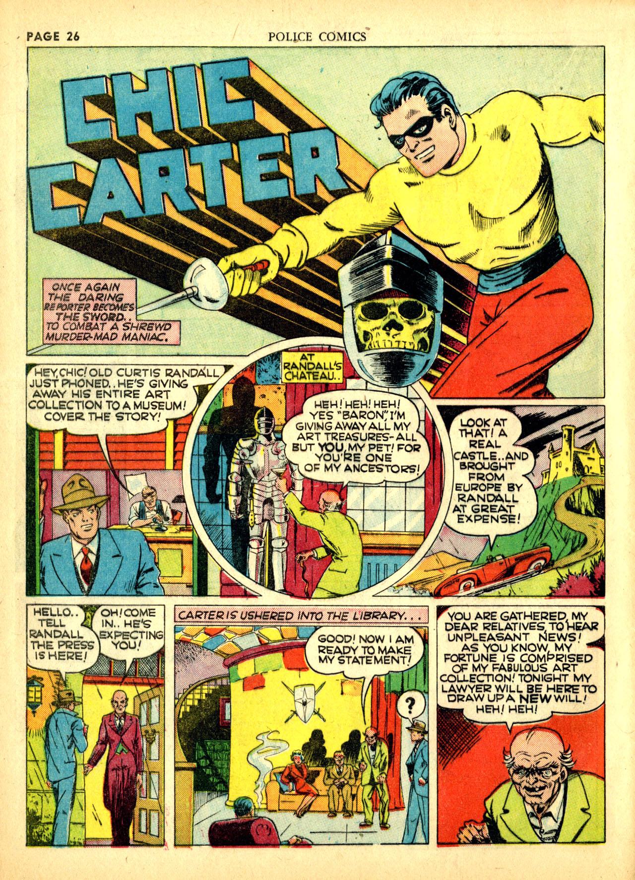 Police Comics #1 #127 - English 29