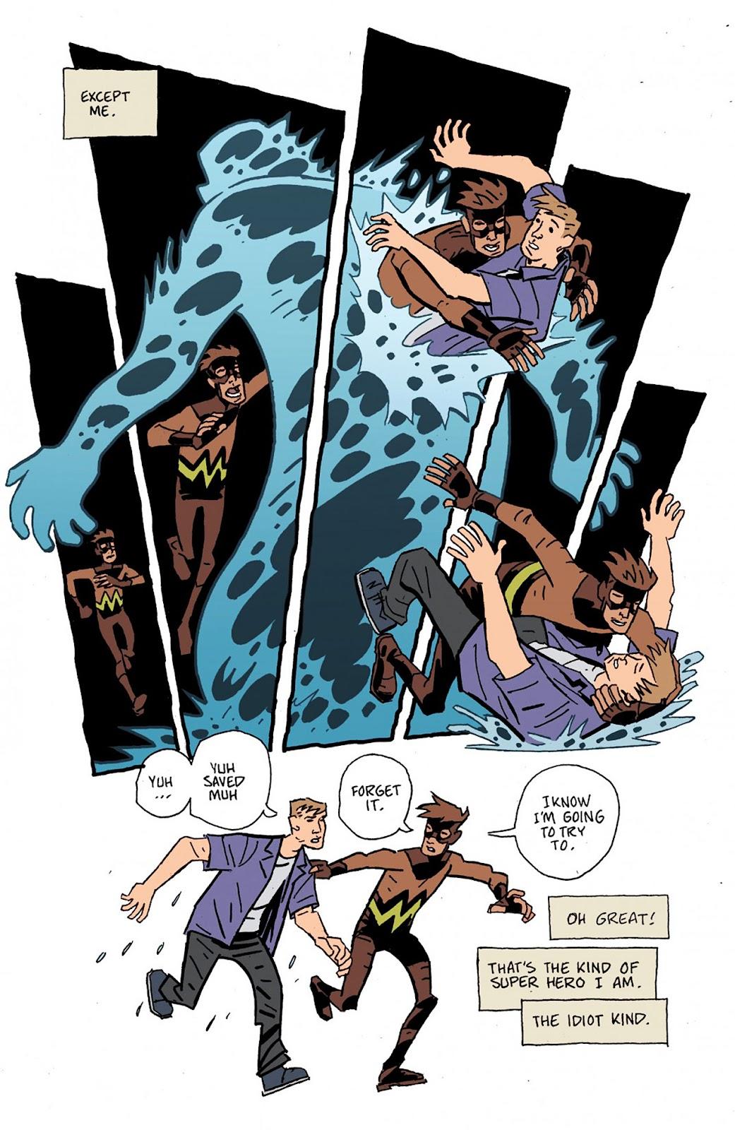 Mudman Issue #4 #4 - English 19