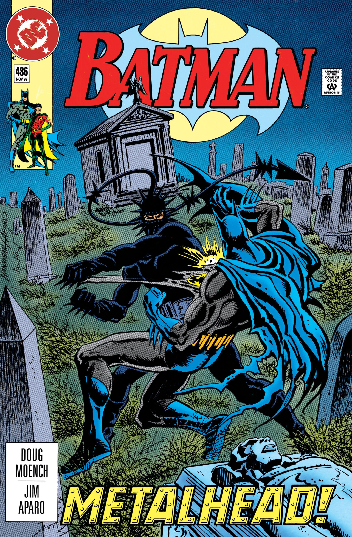 Batman (1940) 486 Page 1