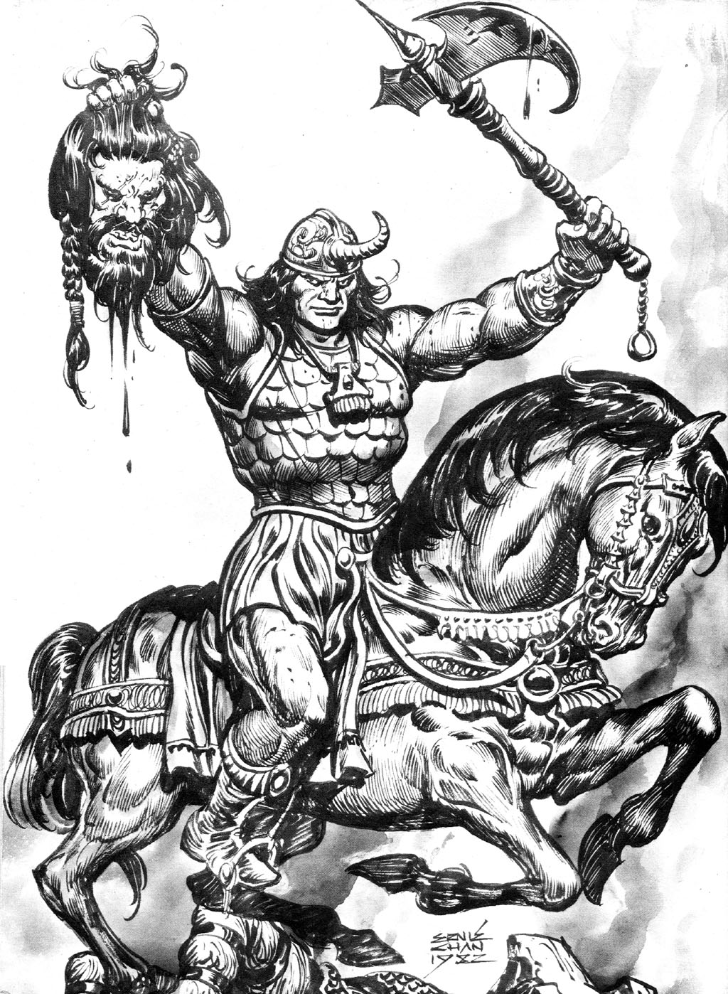 The Savage Sword Of Conan Issue #89 #90 - English 61
