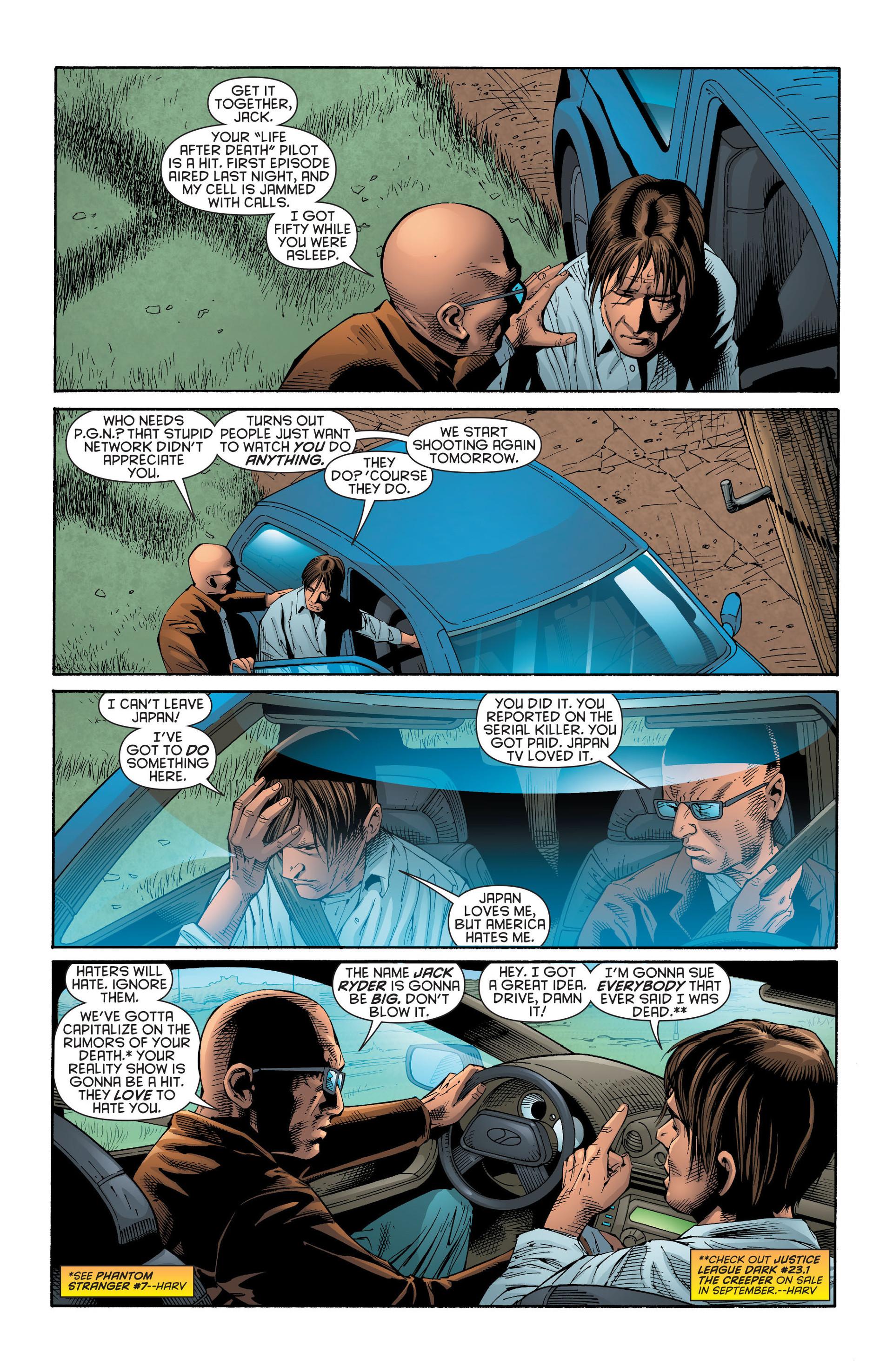 Read online Katana comic -  Issue #6 - 11
