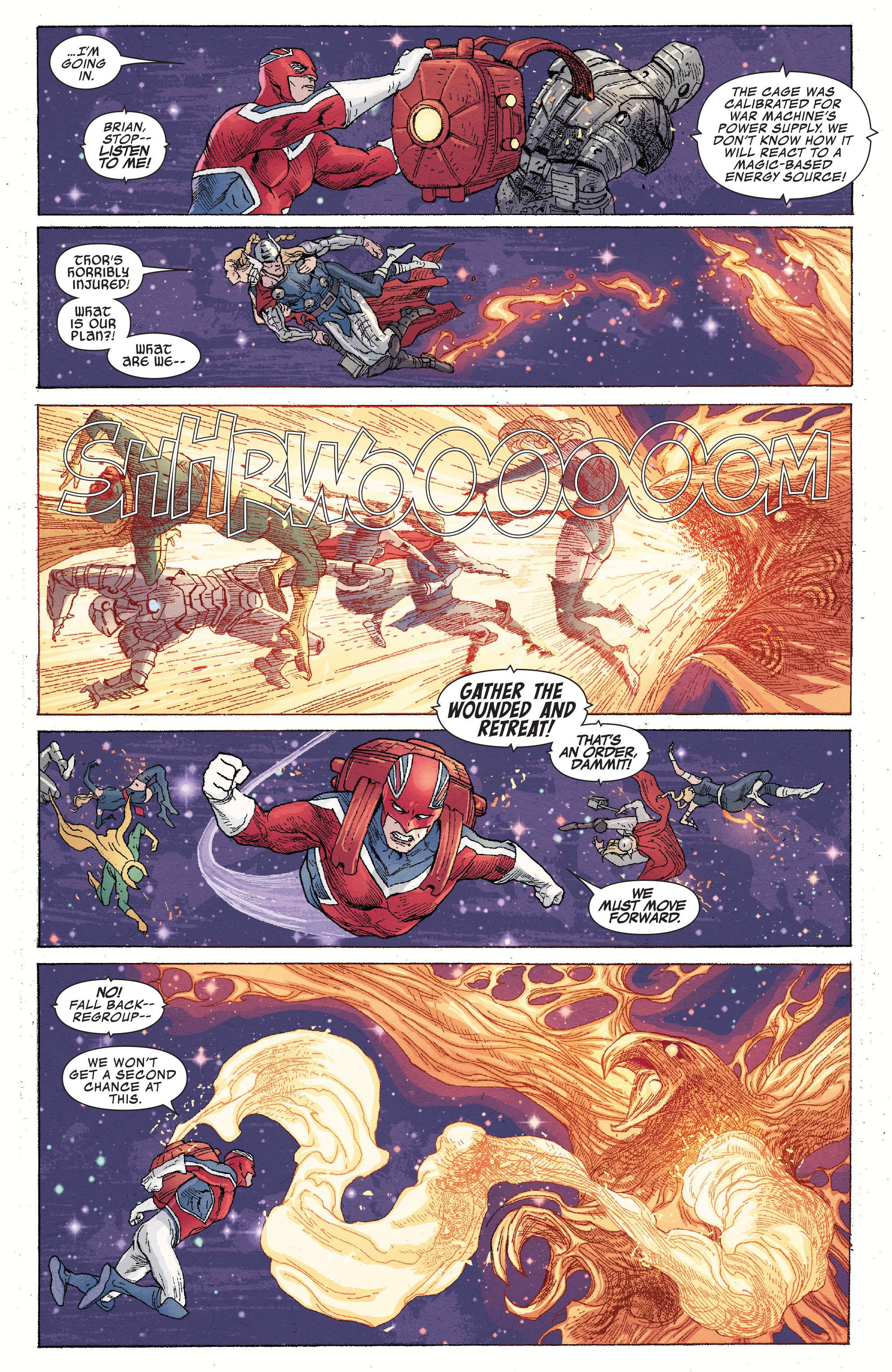 Read online Secret Avengers (2010) comic -  Issue #26 - 12