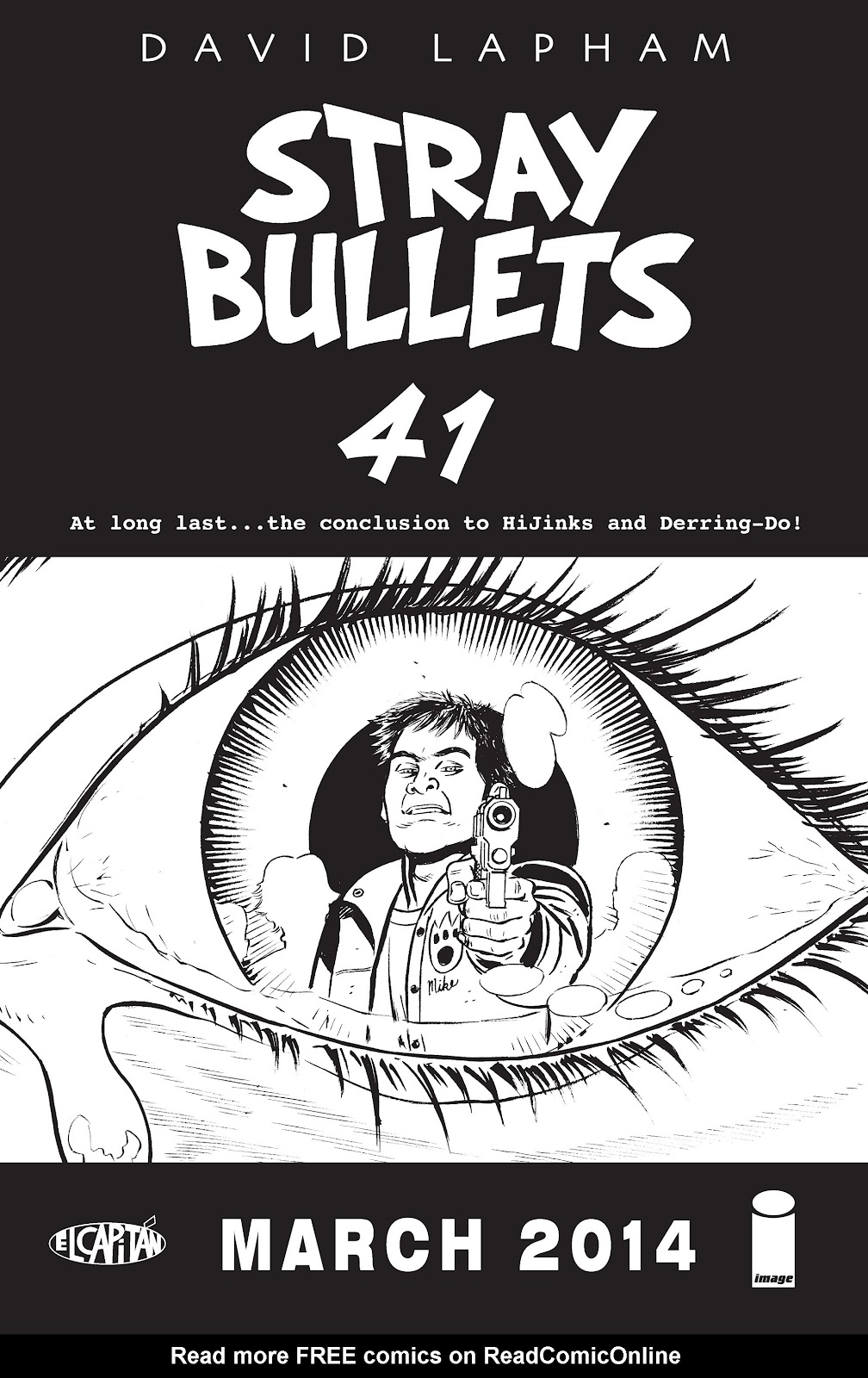 Stray Bullets Issue #7 #7 - English 34