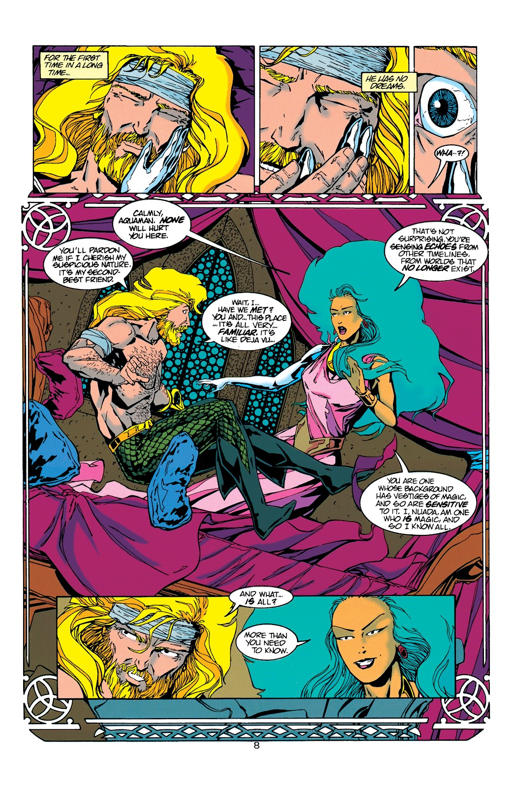 Aquaman (1994) Issue #21 #27 - English 9